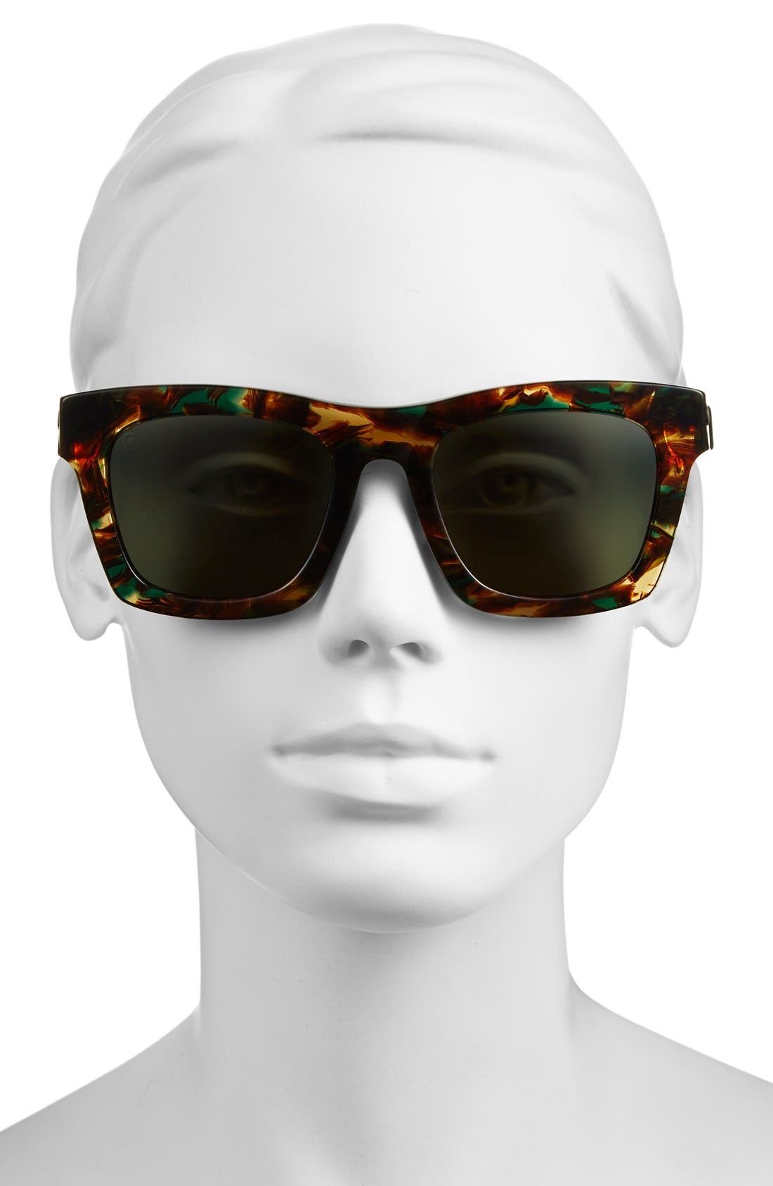 'Crasher' 53mm Retro Sunglasses,                             Main thumbnail 10, color,