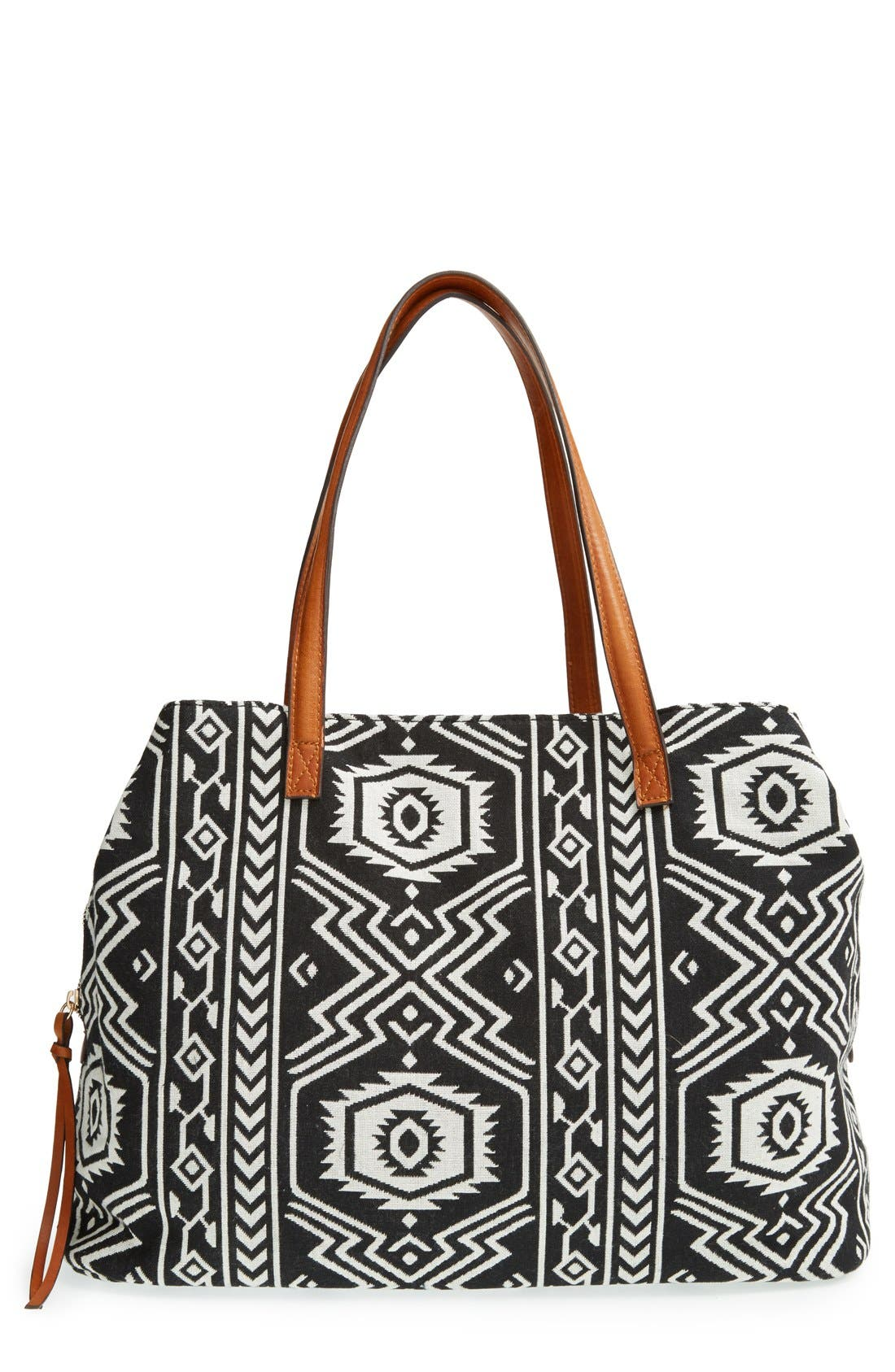 'Oversize Millie' Tote,                             Main thumbnail 8, color,