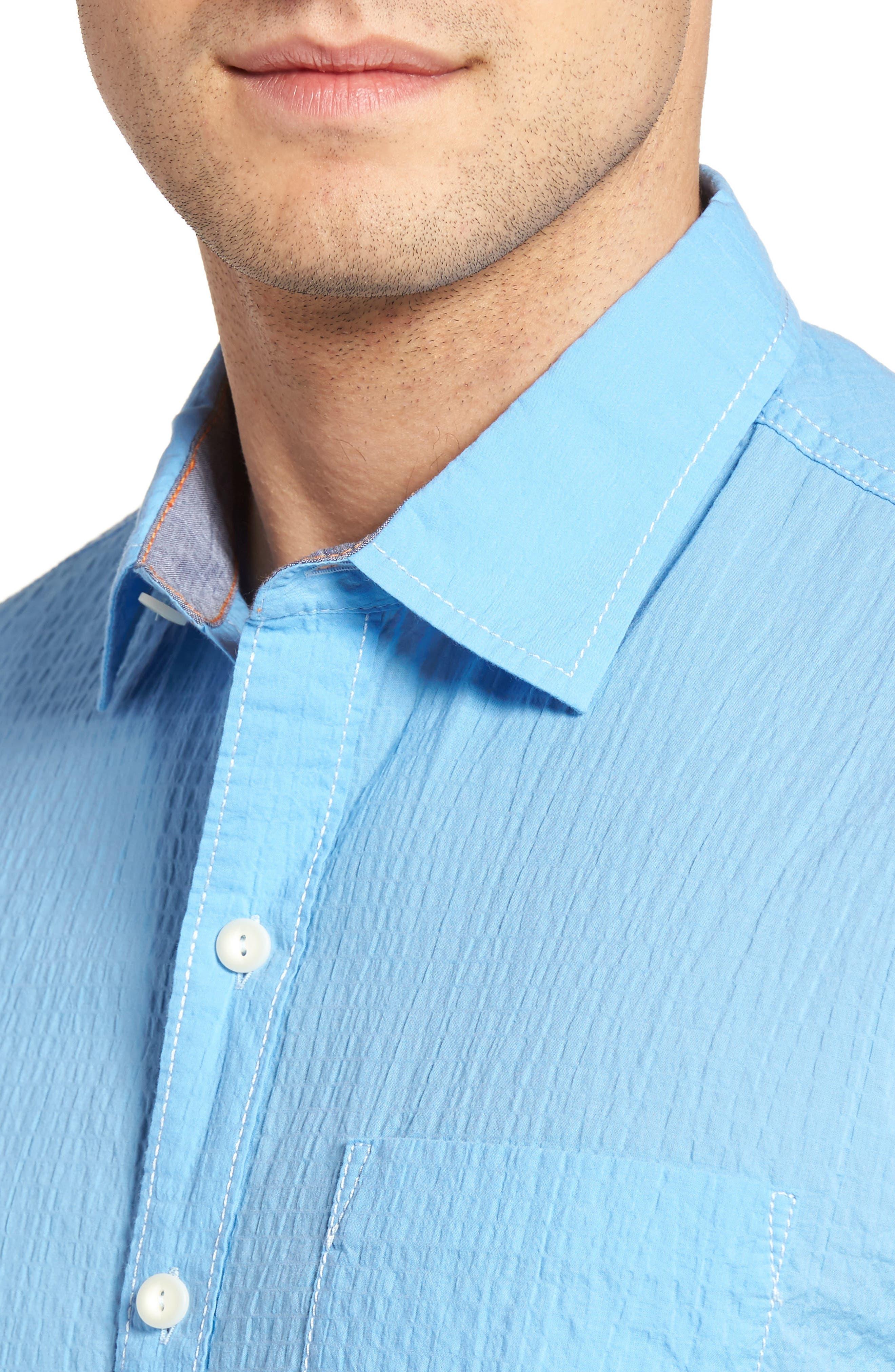 The Salvatore Sport Shirt,                             Alternate thumbnail 19, color,