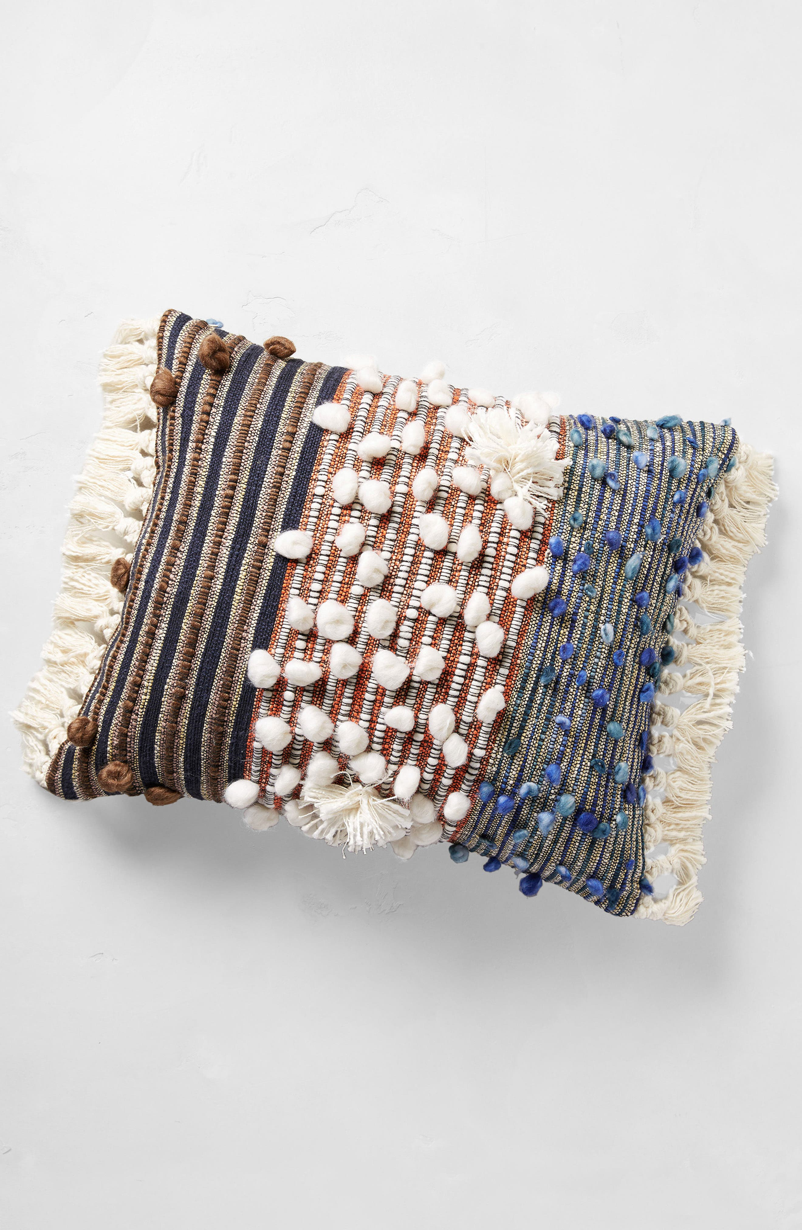 x All Roads Design Collage Majida Accent Pillow,                             Alternate thumbnail 3, color,                             900