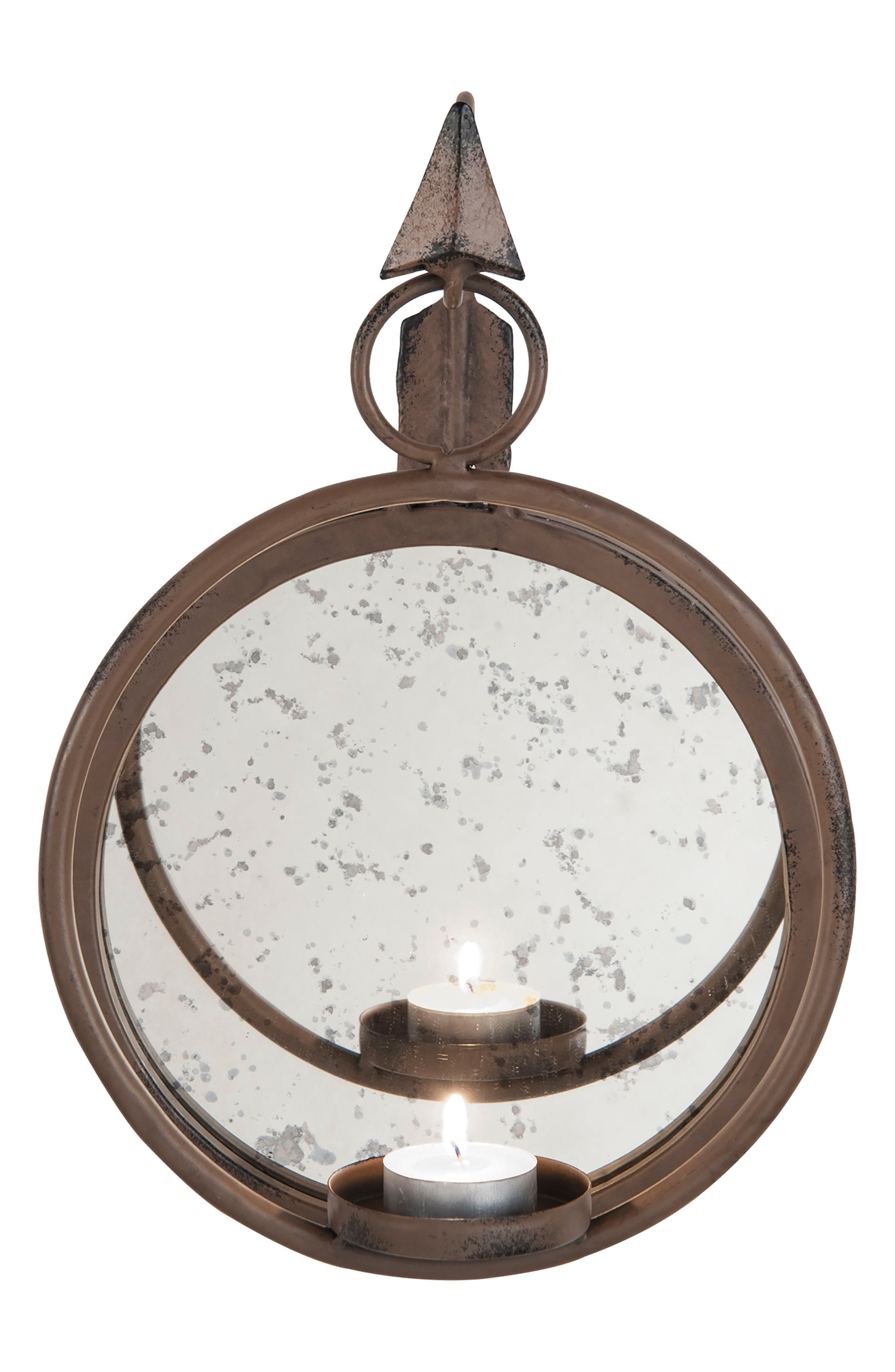 Candle Holder Wall Sconce,                         Main,                         color, 200