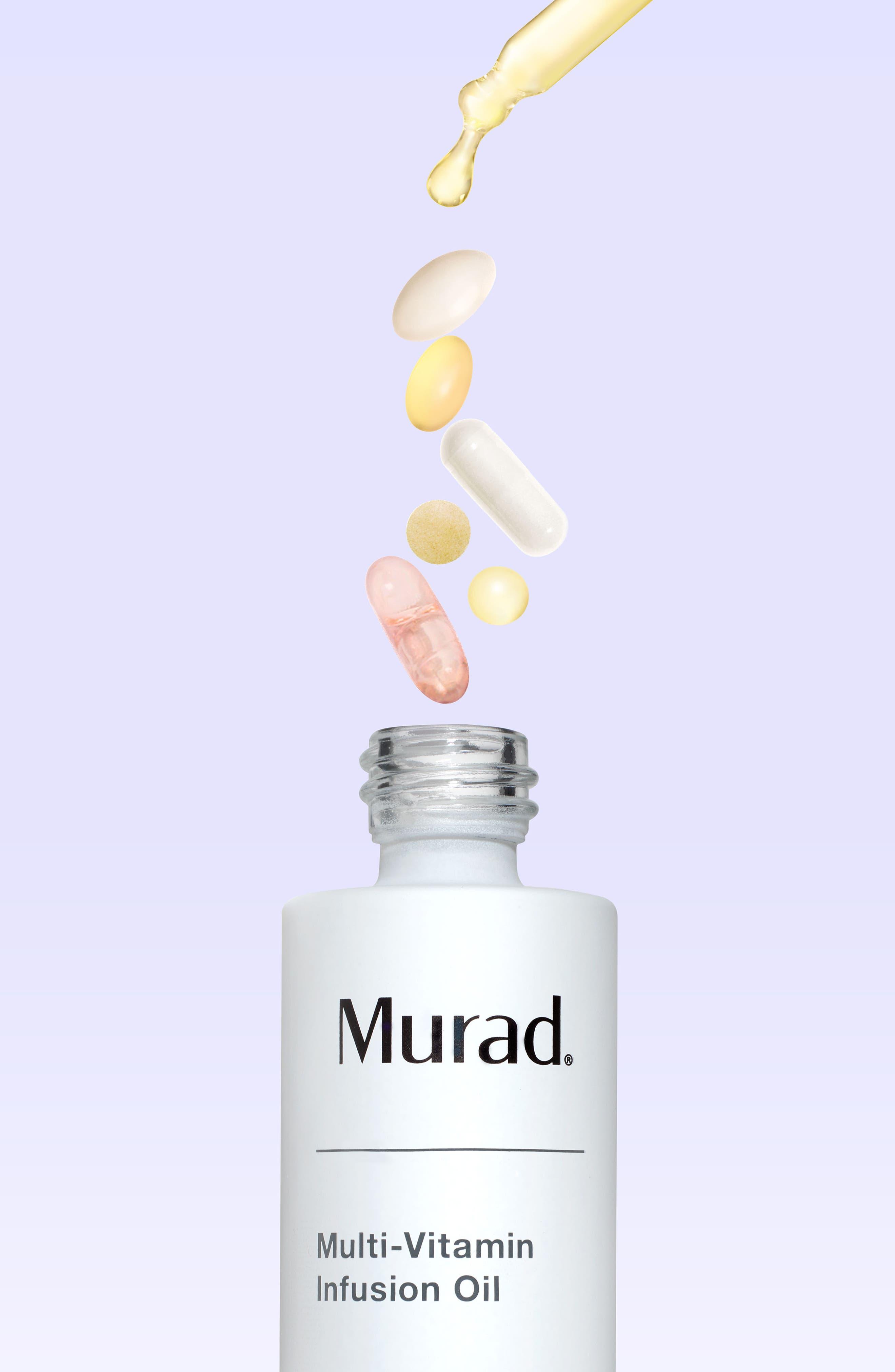 Murad Multi-Vitamin Infusion Oil,                             Alternate thumbnail 4, color,                             NO COLOR