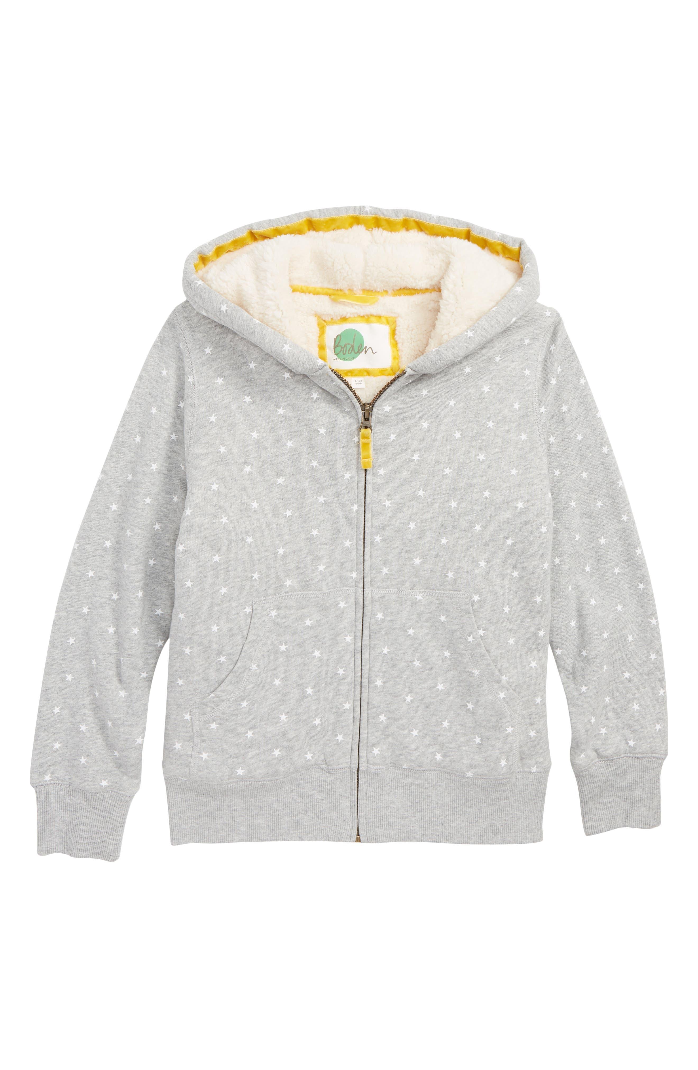 Fleece Lined Zip Hoodie,                         Main,                         color, 054