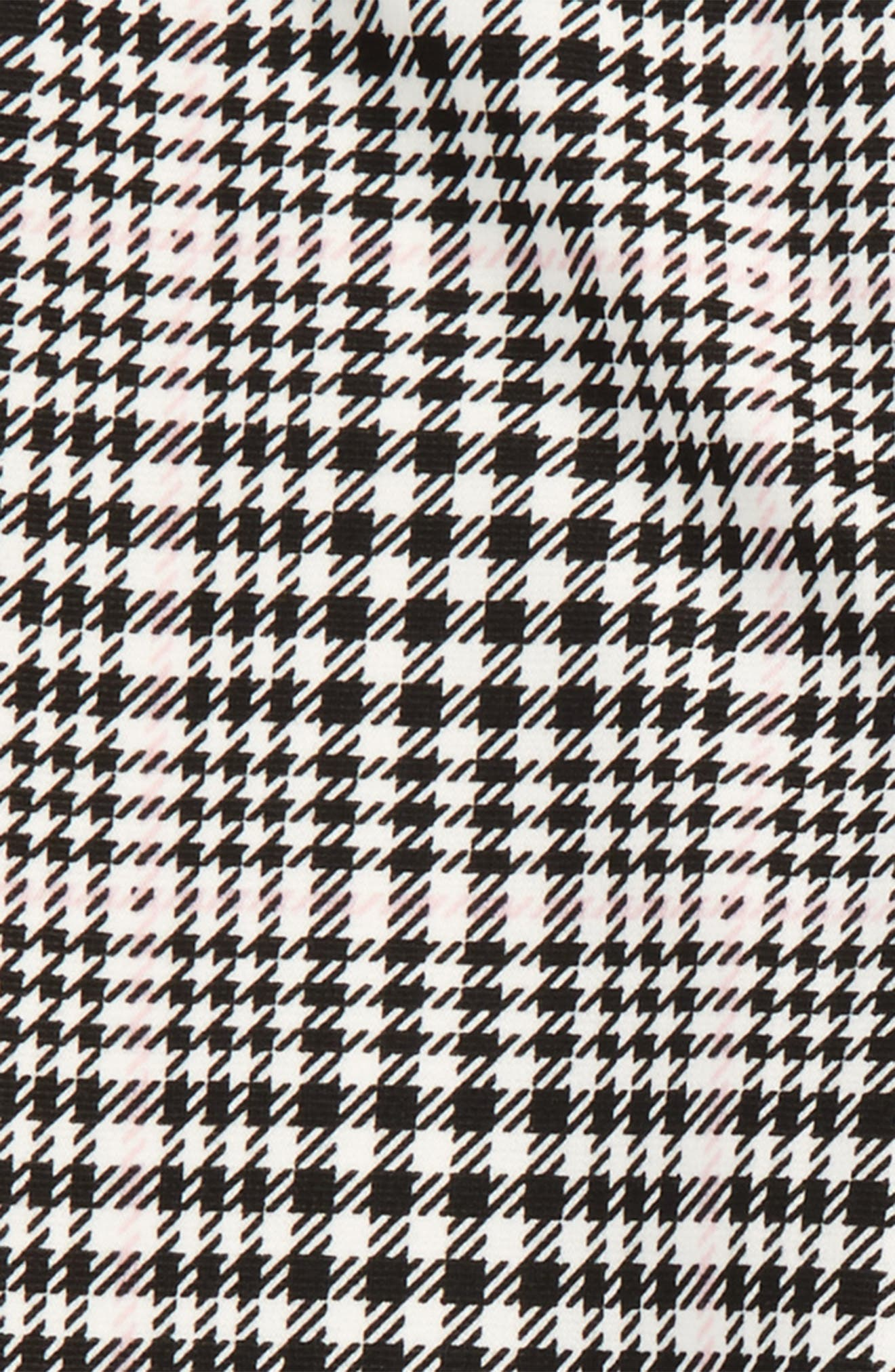 Herringbone Plaid Leggings,                             Alternate thumbnail 2, color,                             001