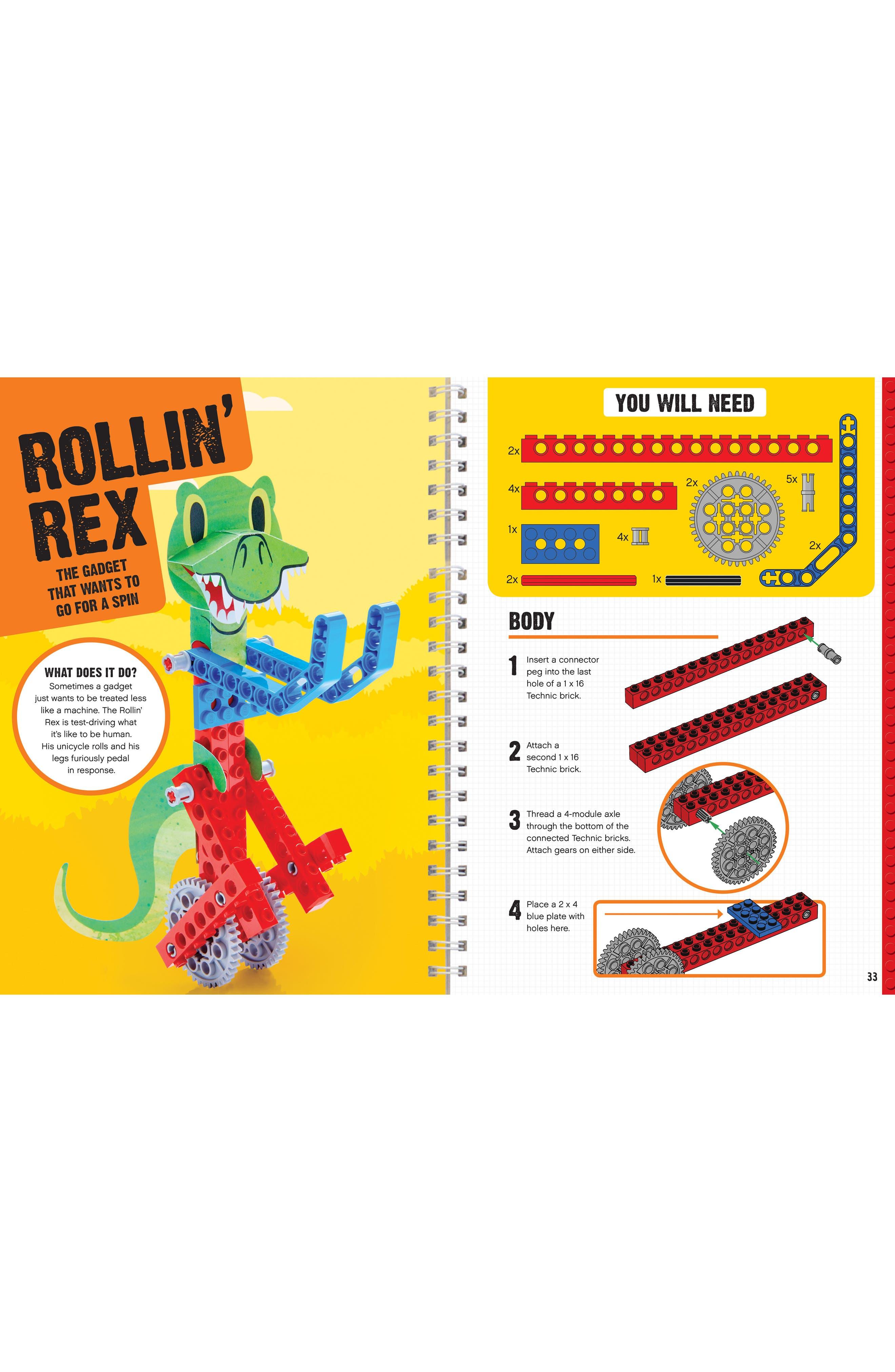 LEGO<sup>®</sup> Gadgets Activity Set,                             Alternate thumbnail 3, color,                             NONE