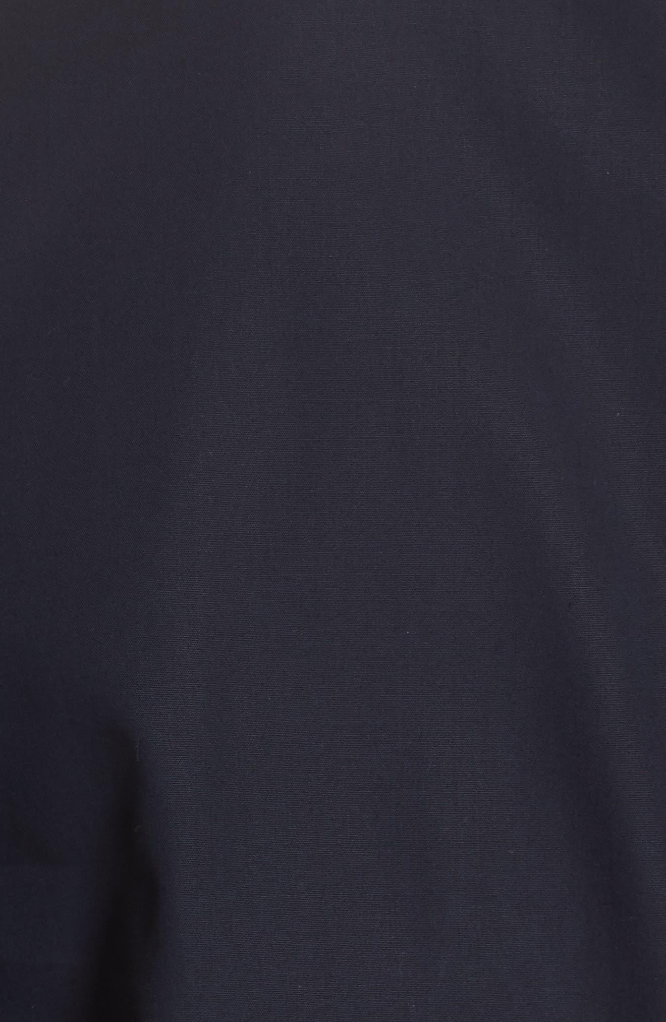 Corbin Sport Shirt,                             Alternate thumbnail 5, color,                             MIDNIGHT