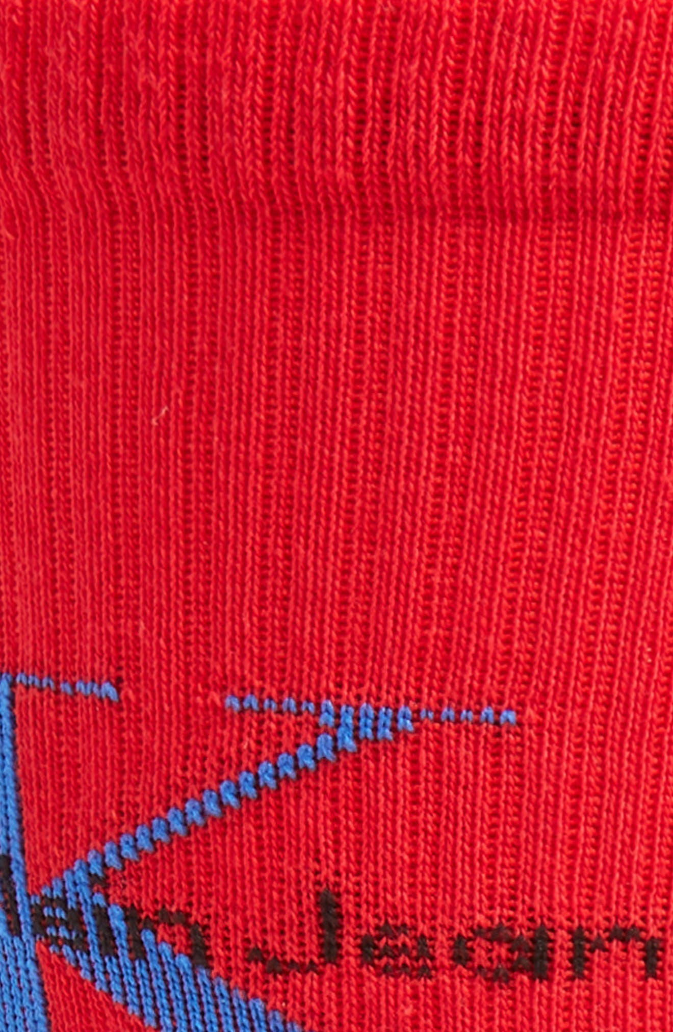 Logo Socks,                             Alternate thumbnail 16, color,