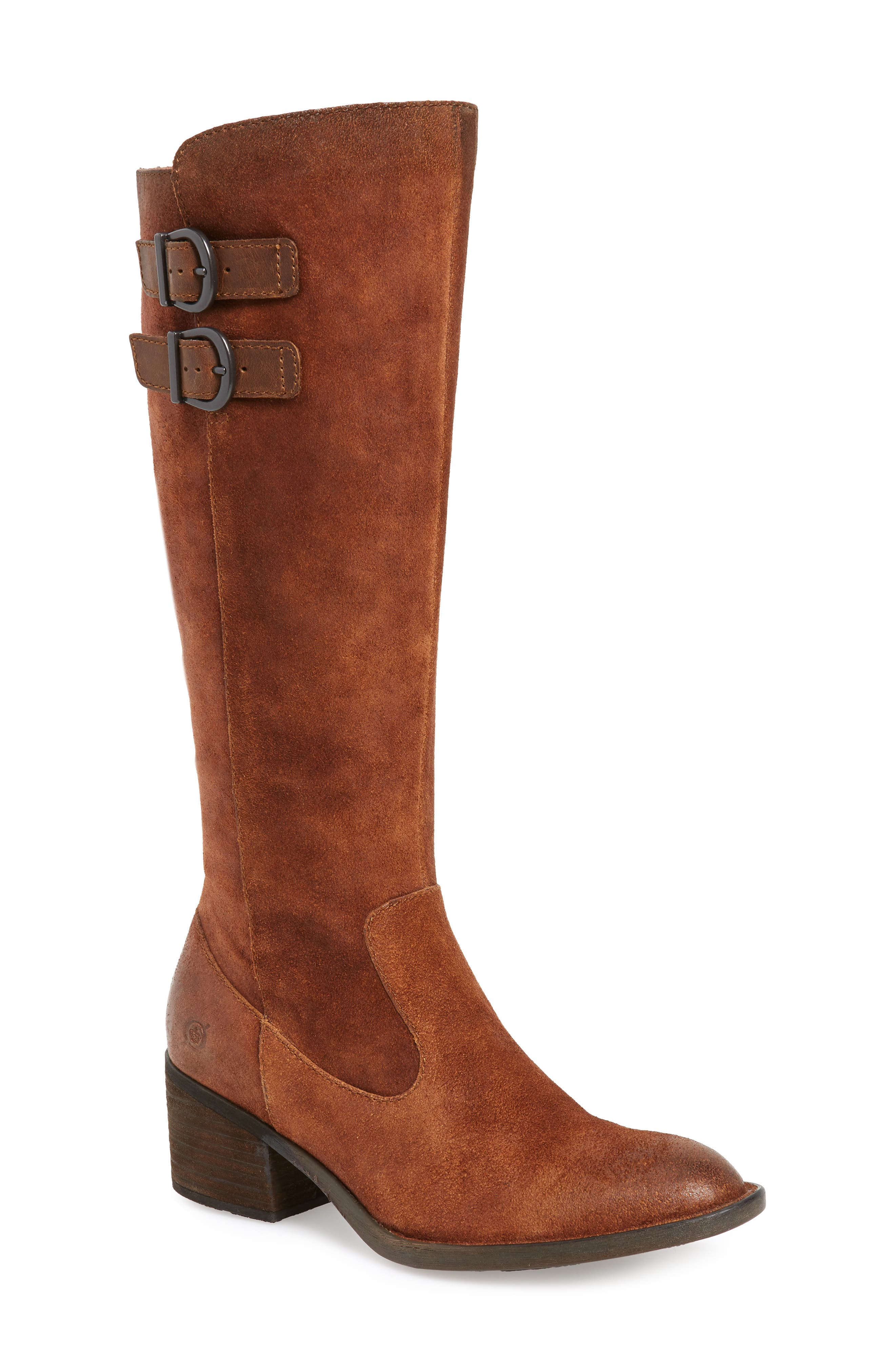 B?rn Basil Boot- Brown