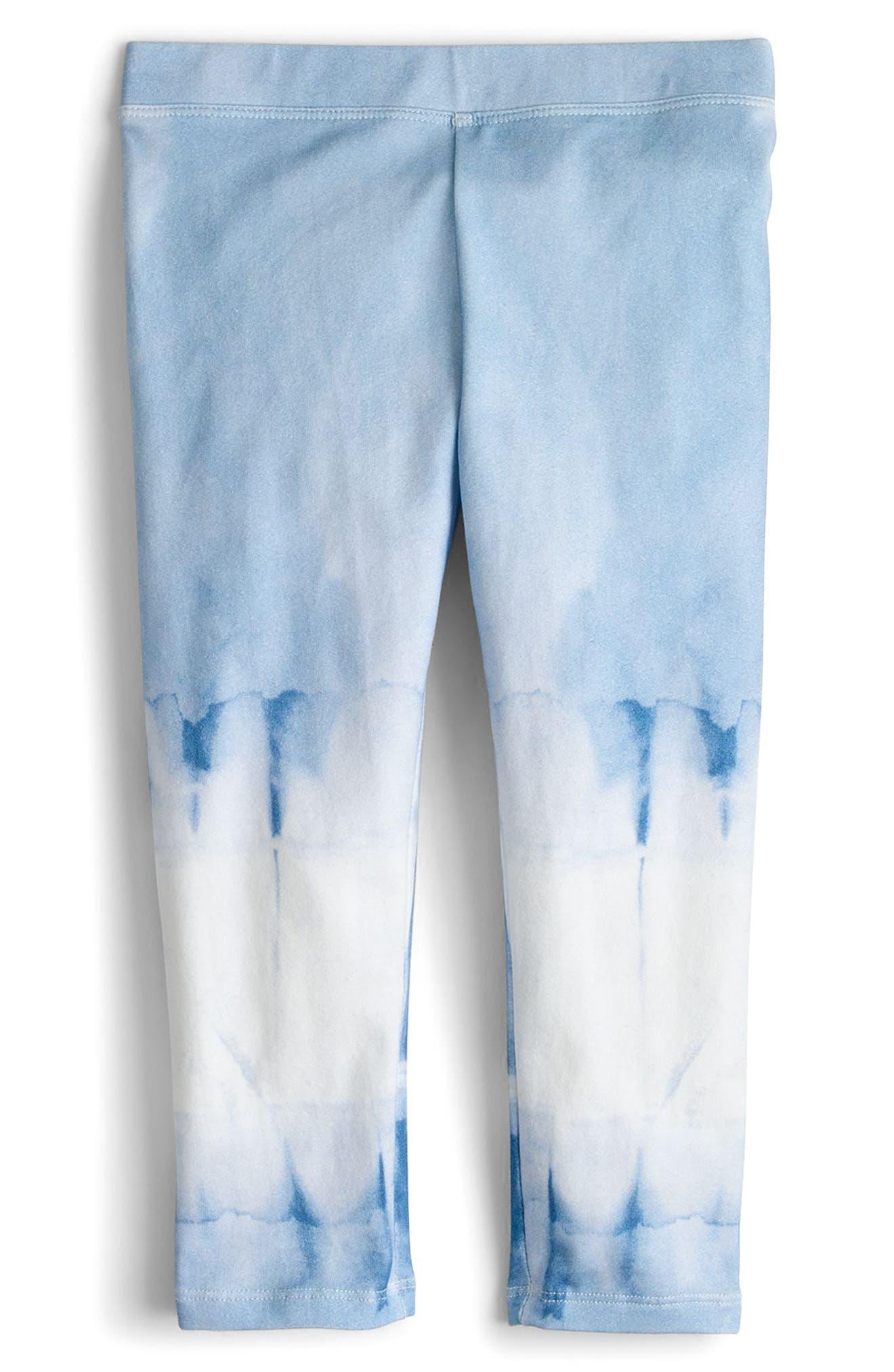 Tie Dye Leggings,                             Main thumbnail 1, color,                             400