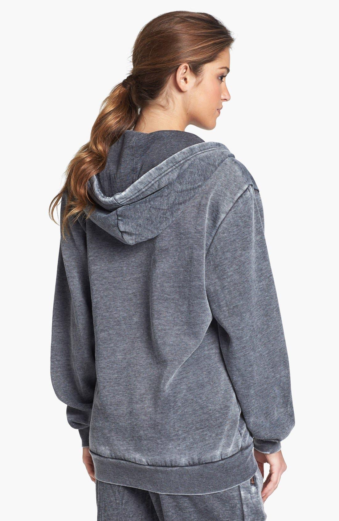 Full Zip Hooded Sweatshirt,                             Main thumbnail 1, color,                             020