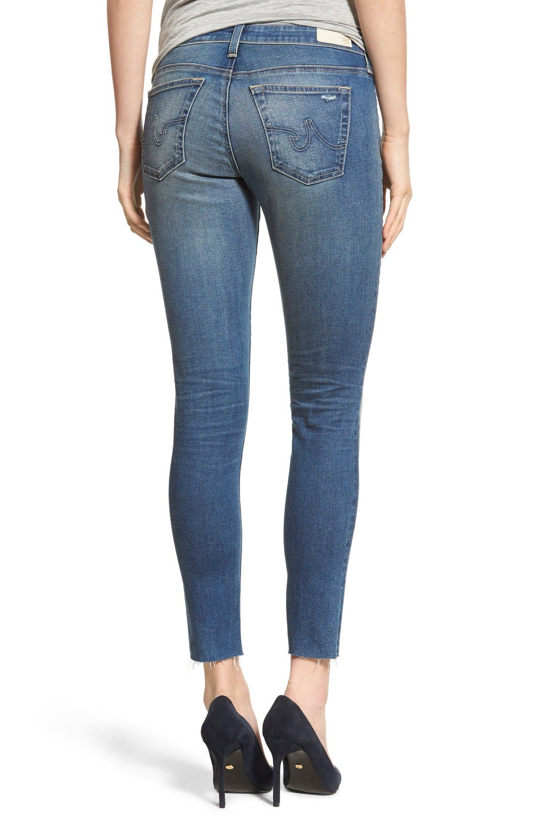 The Legging Ankle Jeans,                             Alternate thumbnail 126, color,
