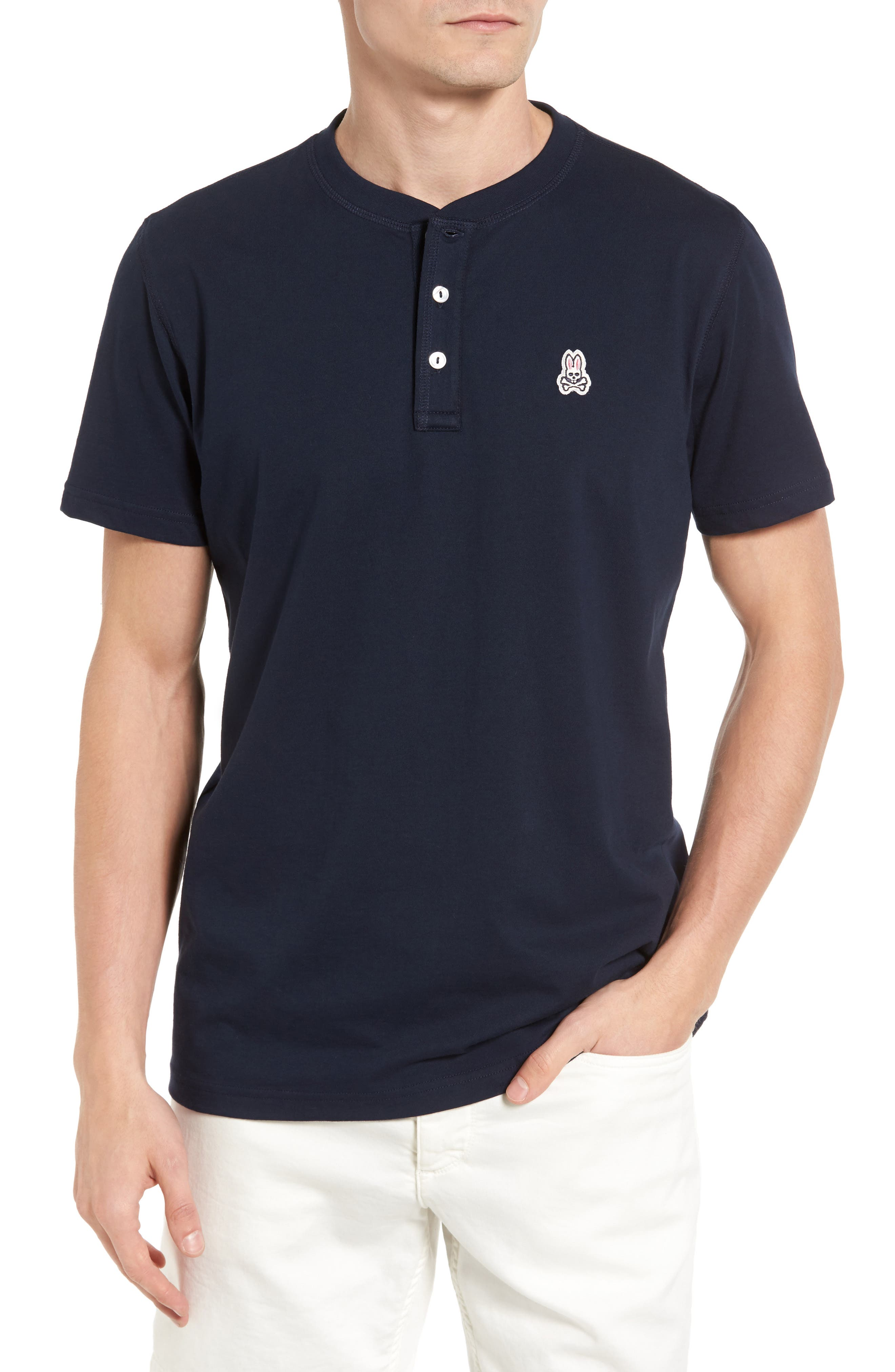 Henley T-Shirt,                             Main thumbnail 3, color,