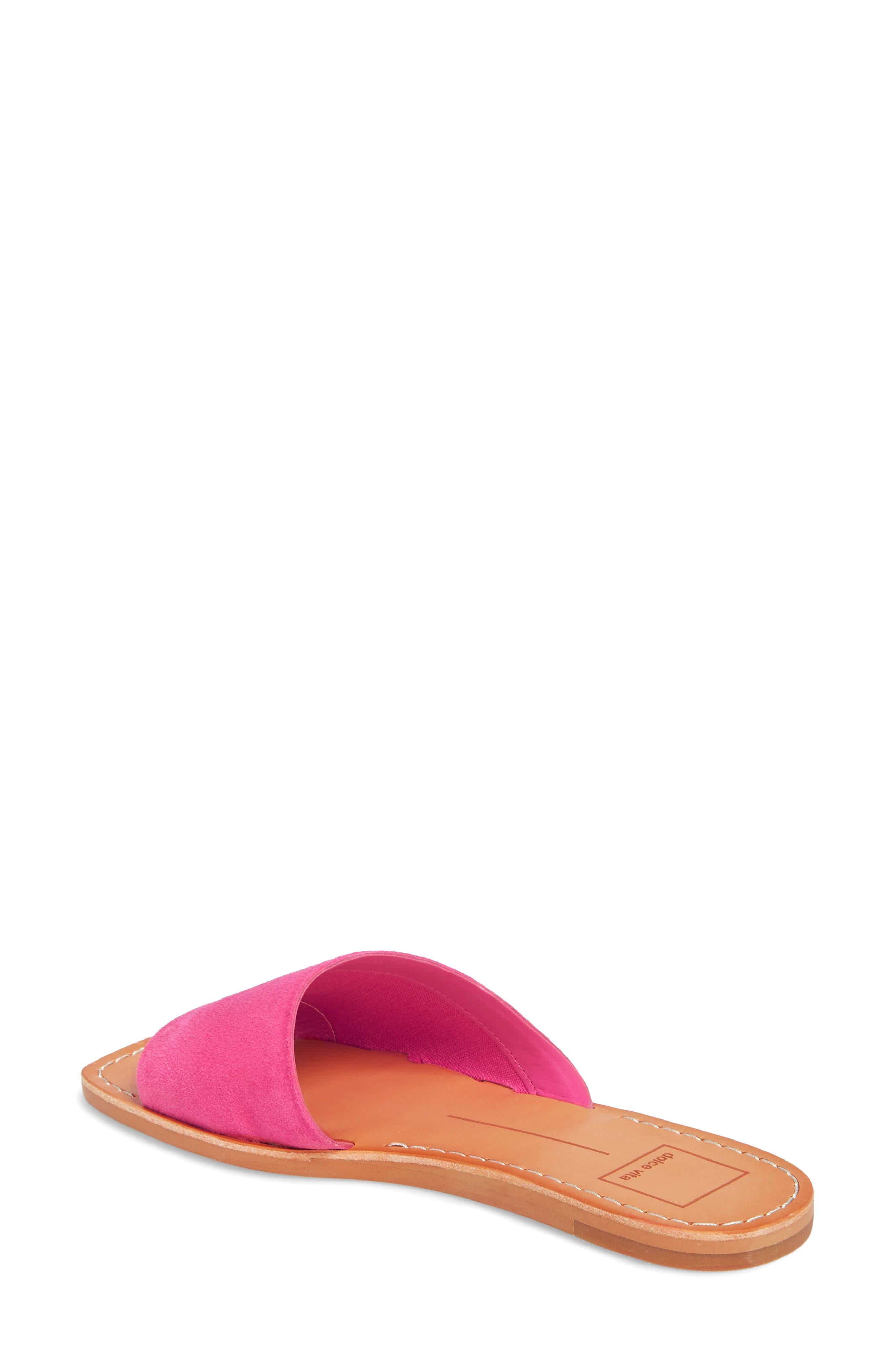Cato Asymmetrical Slide Sandal,                             Alternate thumbnail 12, color,