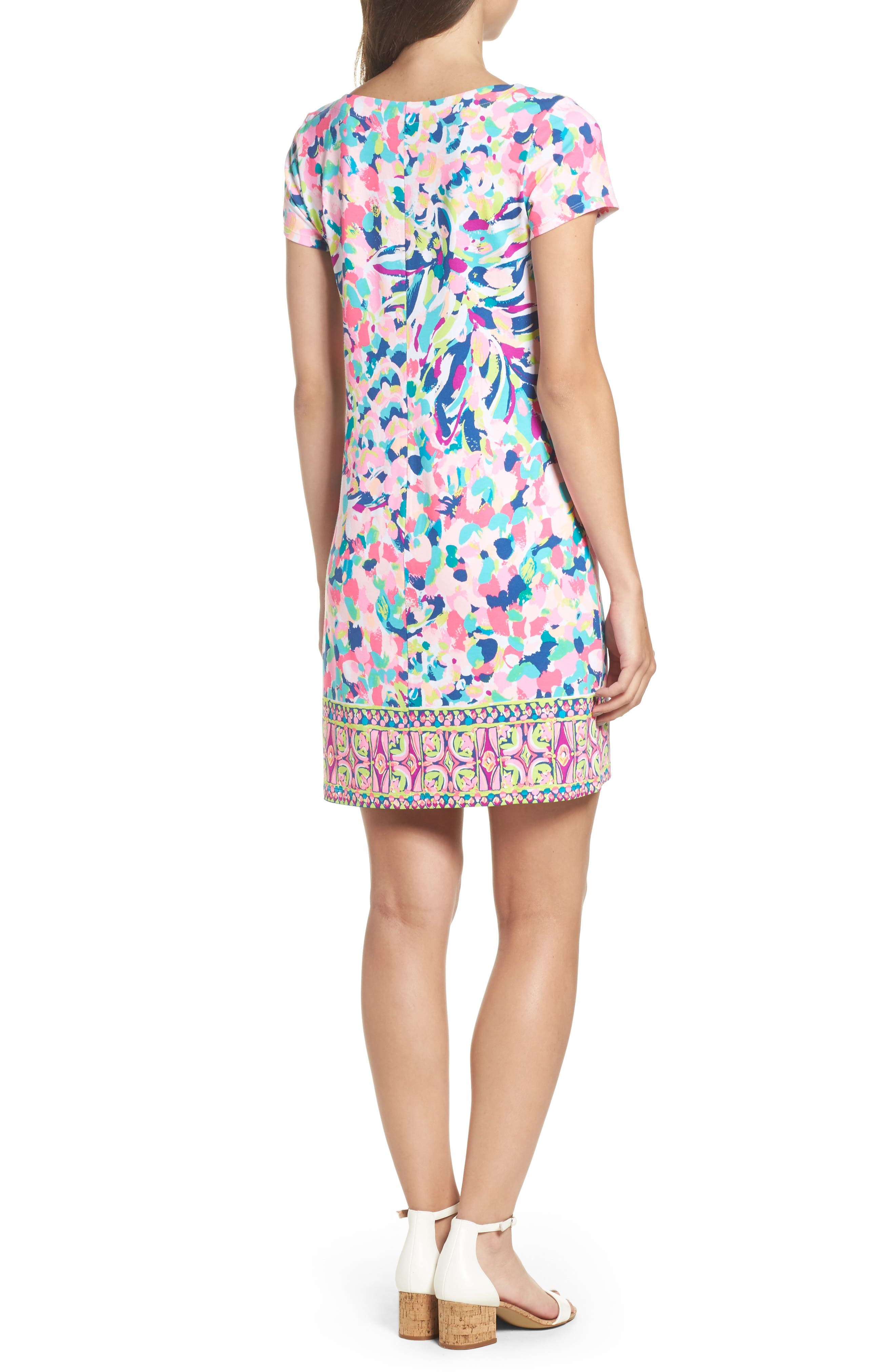 Sophiletta UPF 50+ Dress,                             Alternate thumbnail 4, color,