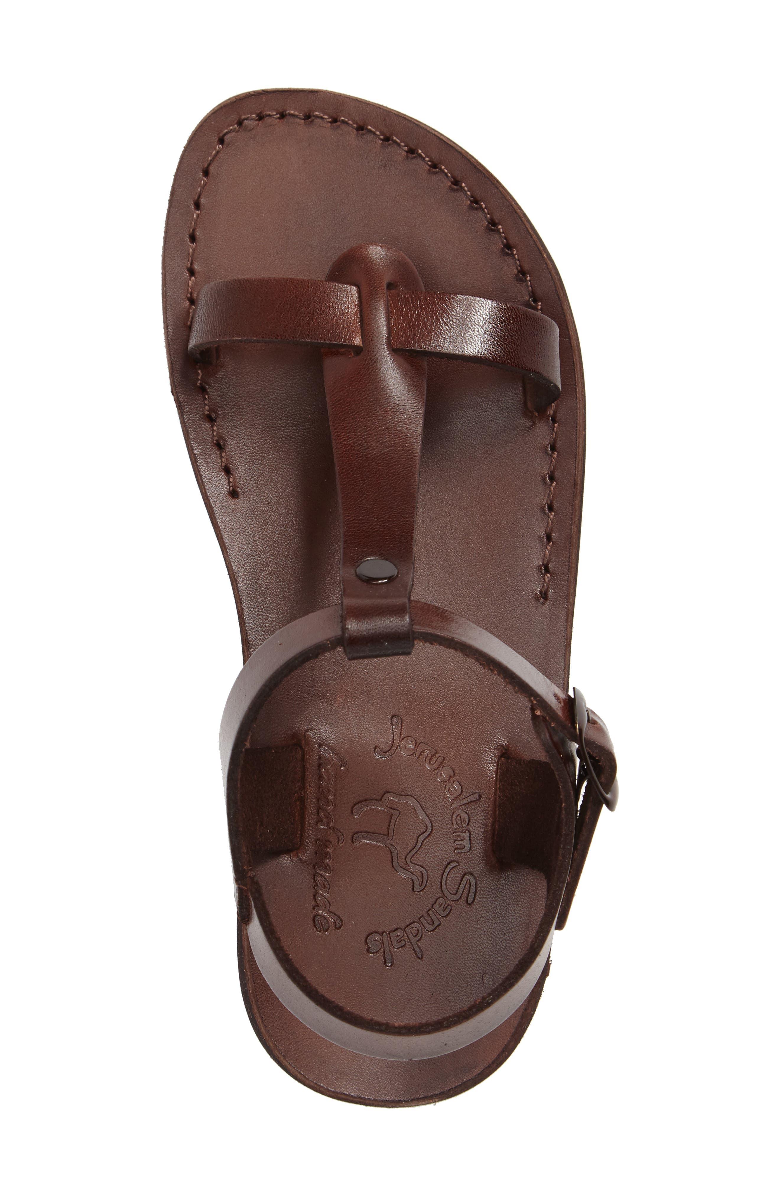 Bathsheba T-Strap Sandal,                             Alternate thumbnail 8, color,