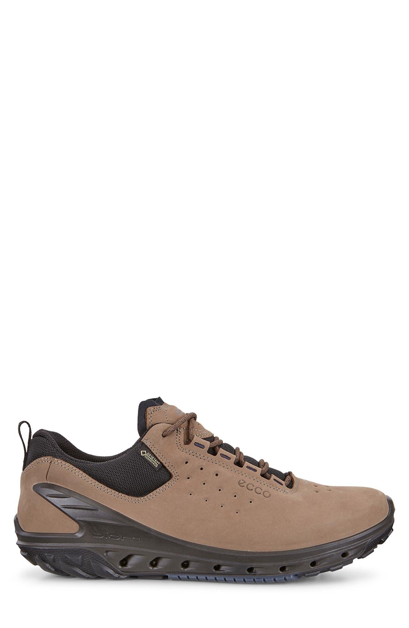 Biom Venture GTX Sneaker,                             Alternate thumbnail 2, color,                             BIRCH BROWN LEATHER