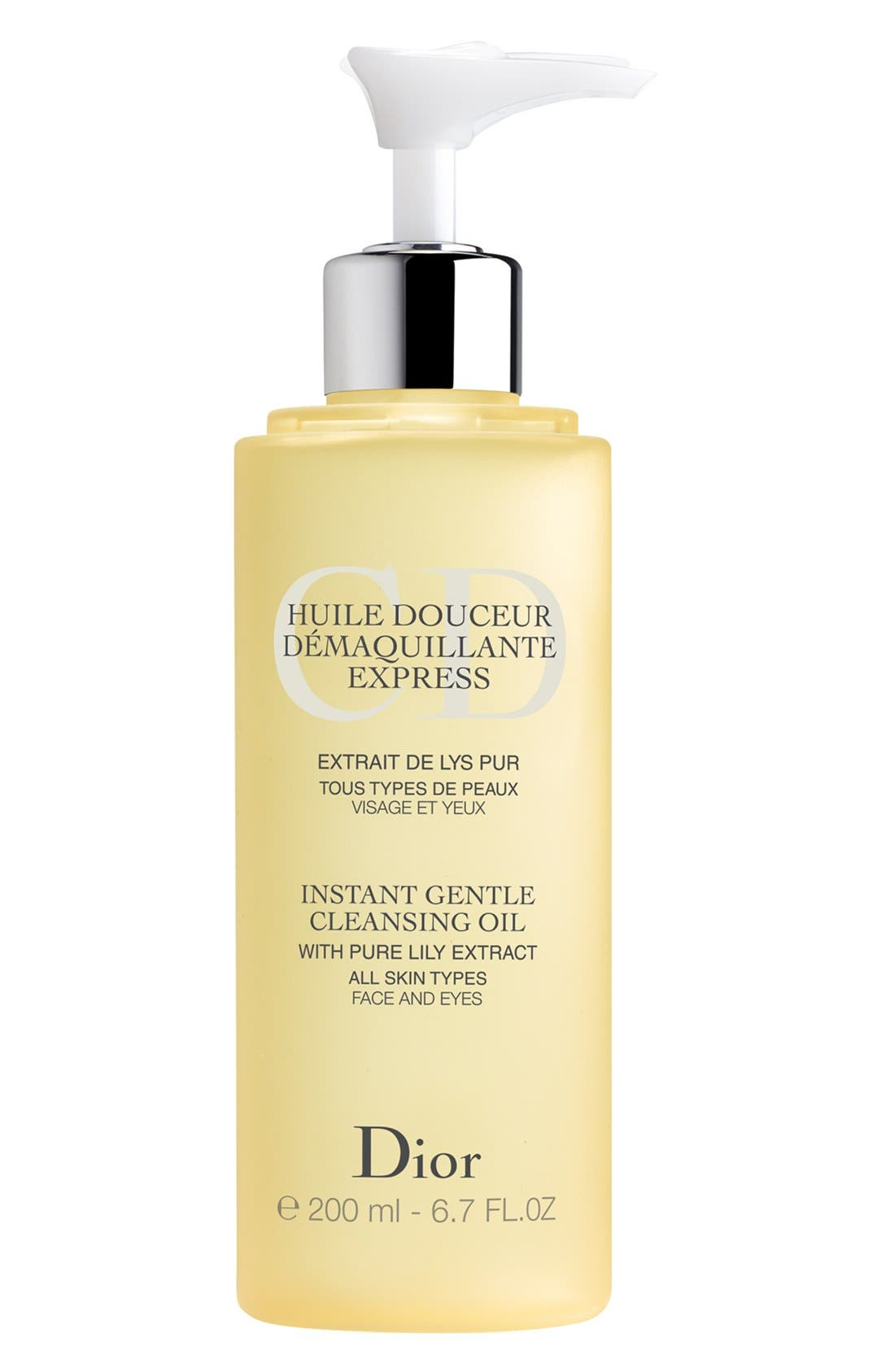 Instant Gentle Cleansing Oil for All Skin Types,                         Main,                         color, 000