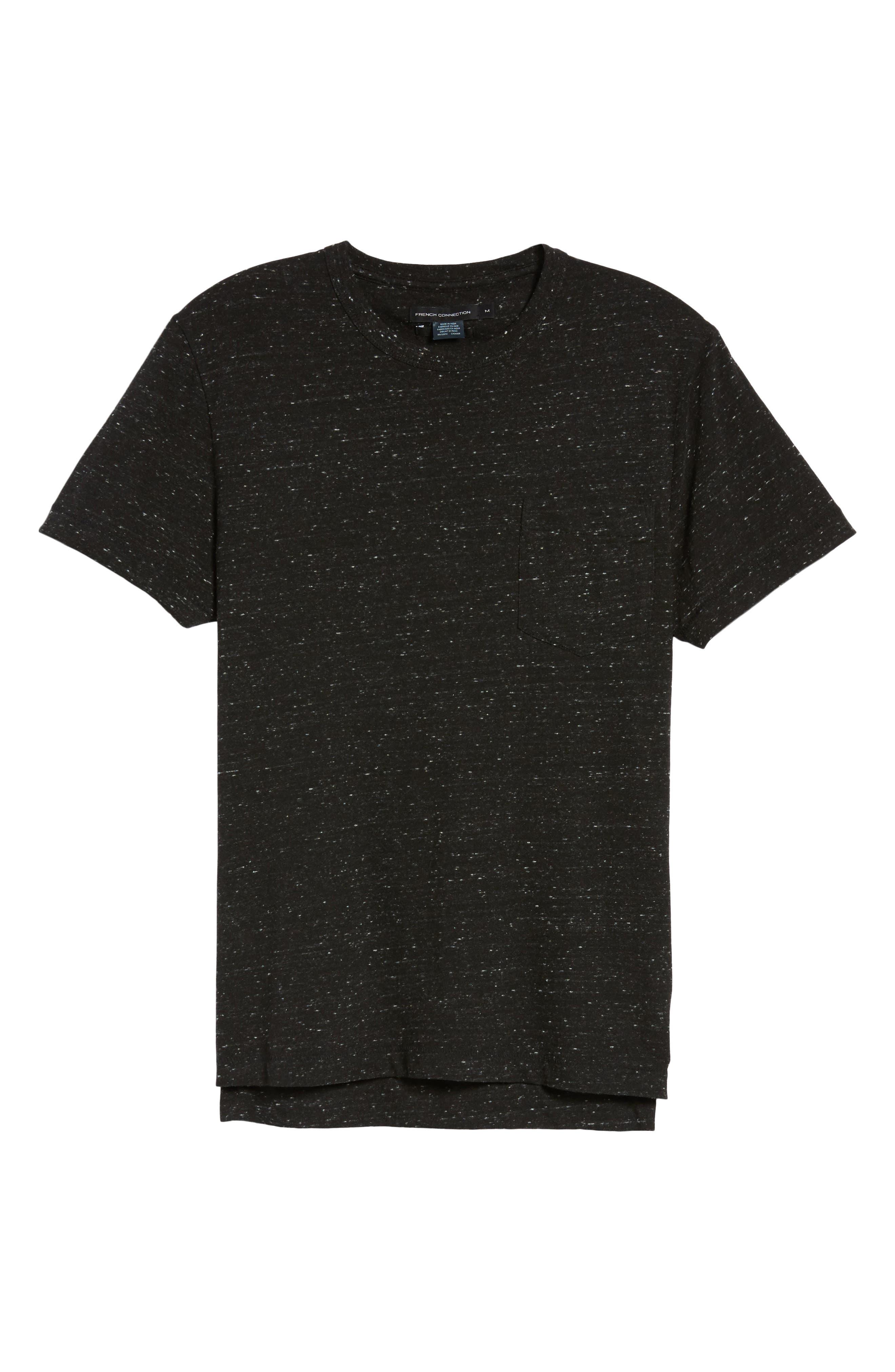 Granite Grindle Slim Fit T-Shirt,                             Alternate thumbnail 6, color,                             001