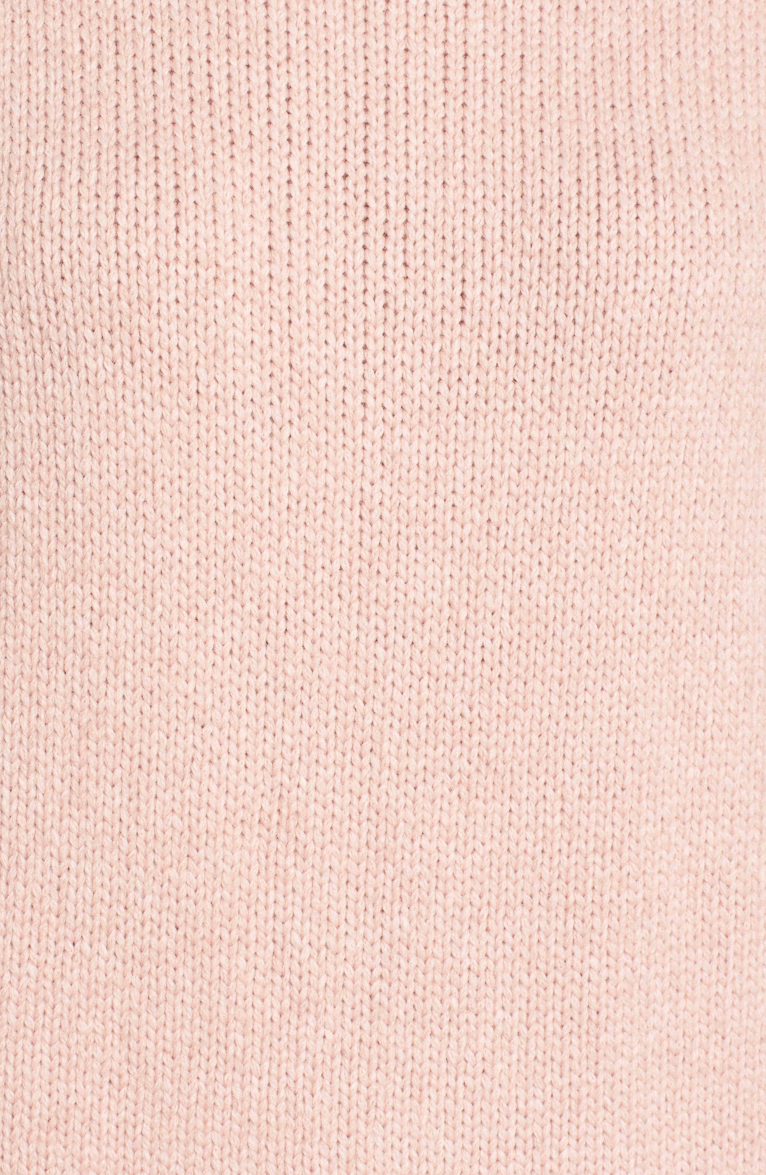 Textured Turtleneck Sweater,                             Alternate thumbnail 10, color,