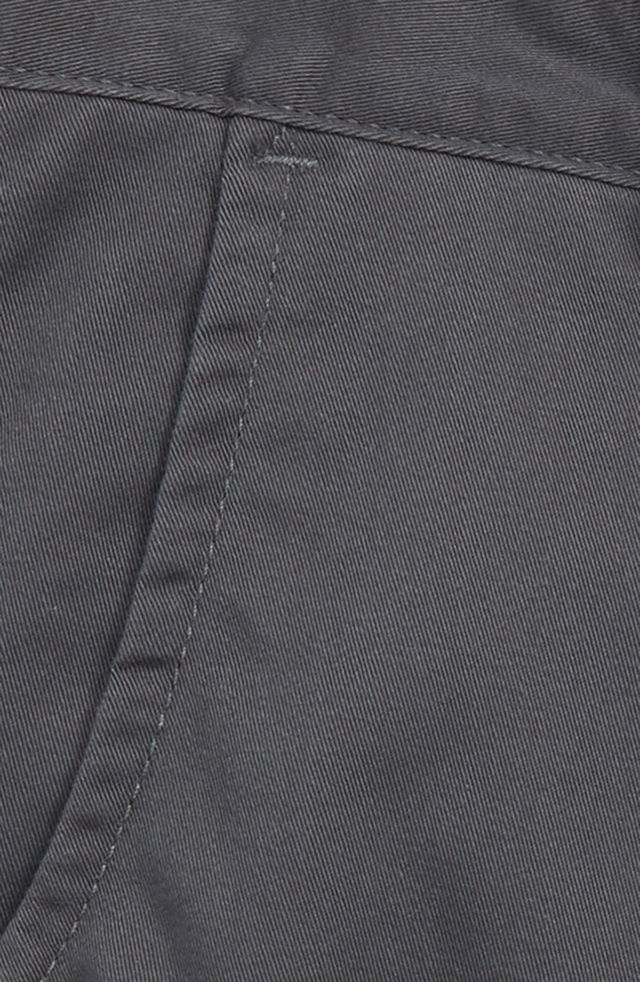 Authentic Walk Shorts,                             Alternate thumbnail 2, color,                             ASPHALT
