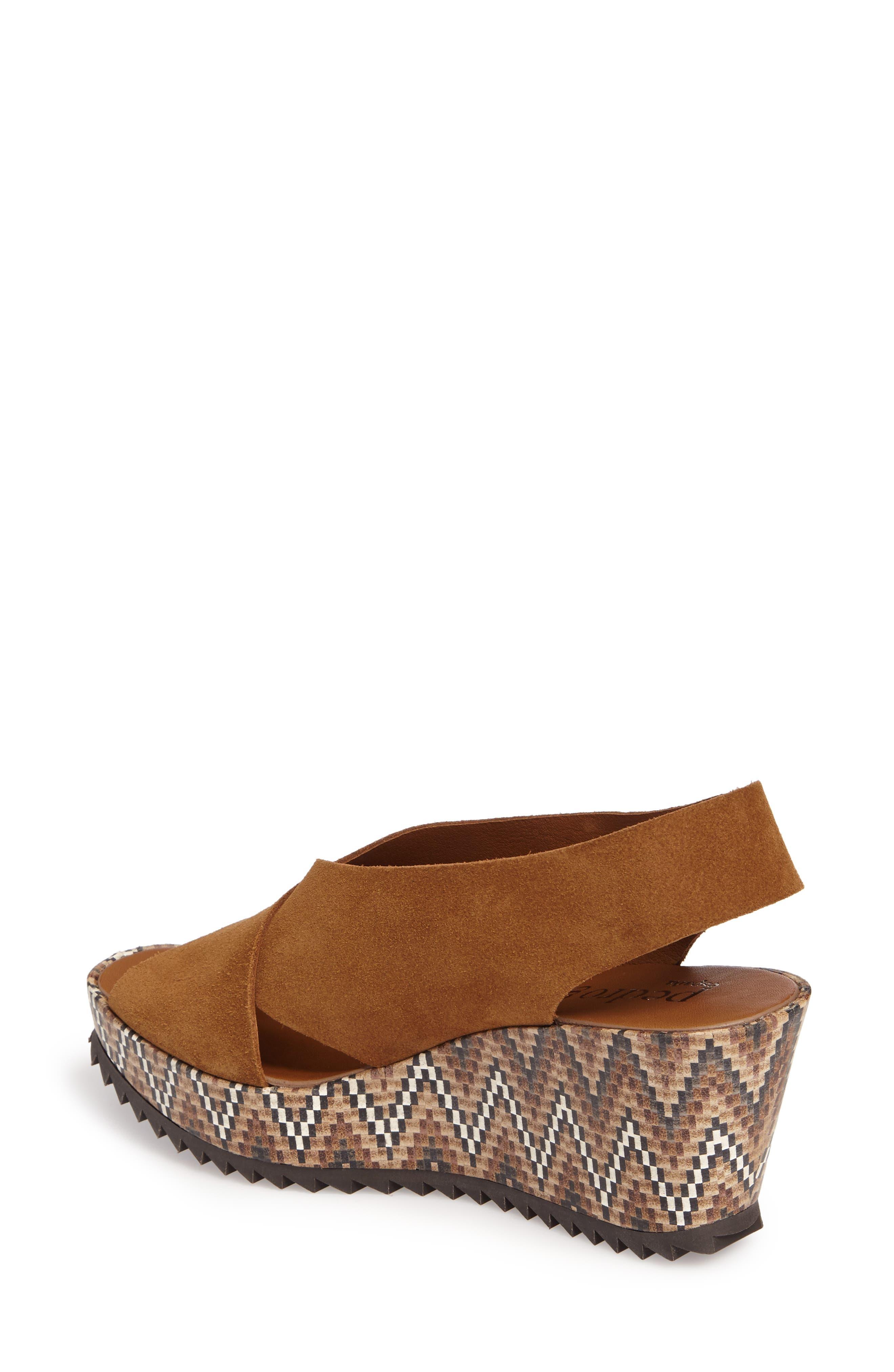 'Federica' Wedge Sandal,                             Alternate thumbnail 6, color,