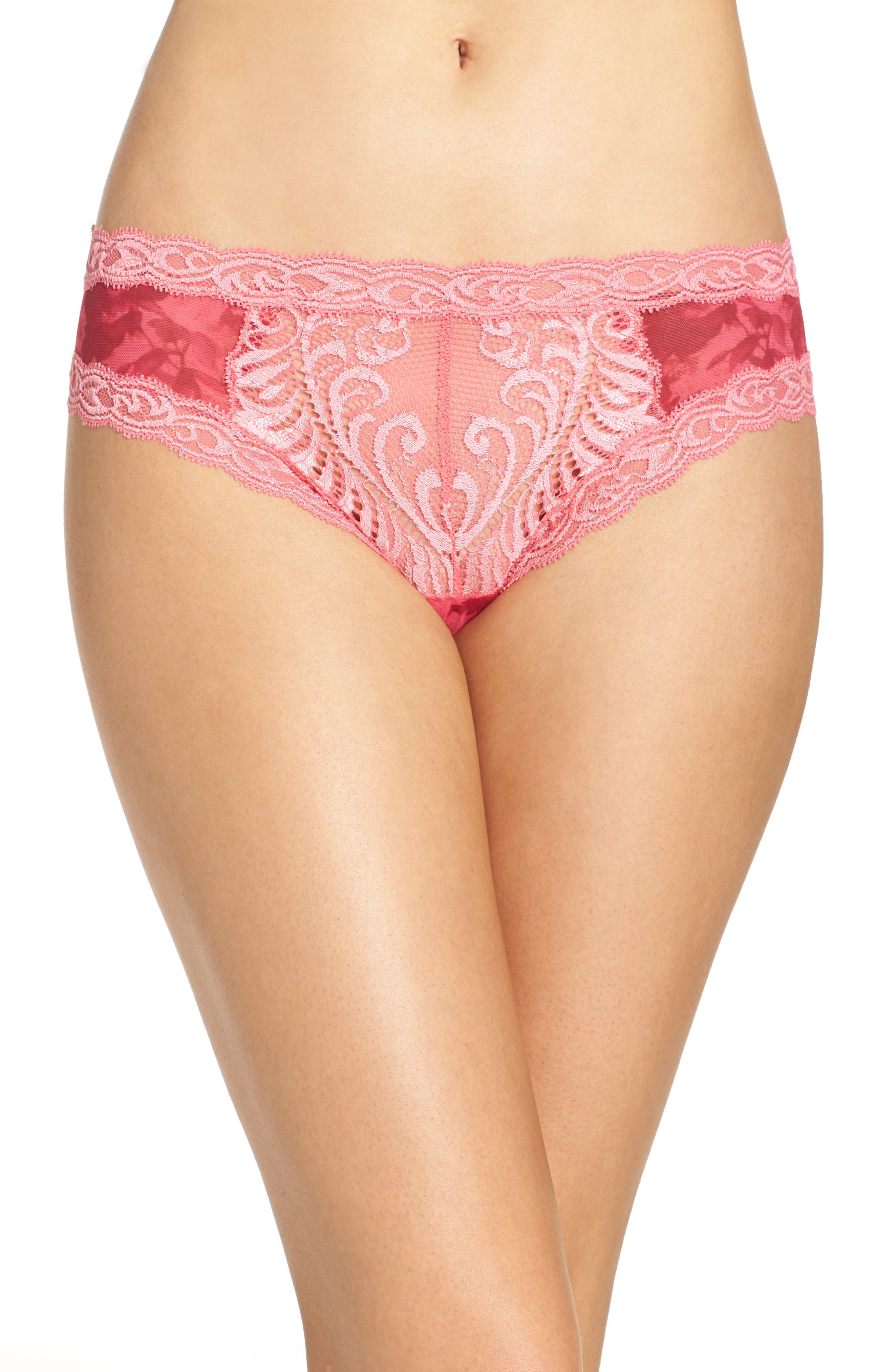 Feathers Hipster Briefs,                             Alternate thumbnail 156, color,