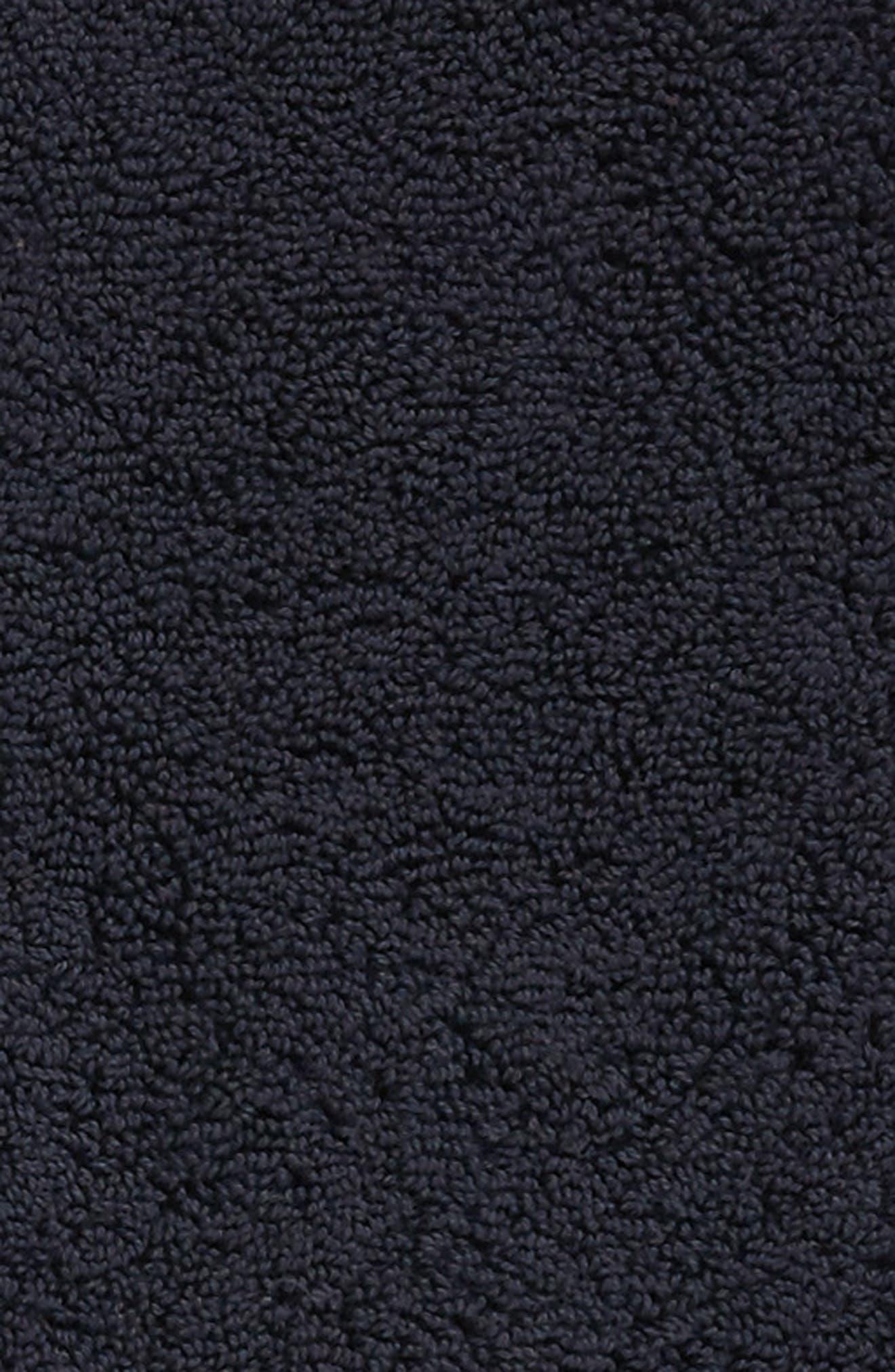 Bello Bath Mat,                             Alternate thumbnail 2, color,                             BLACK