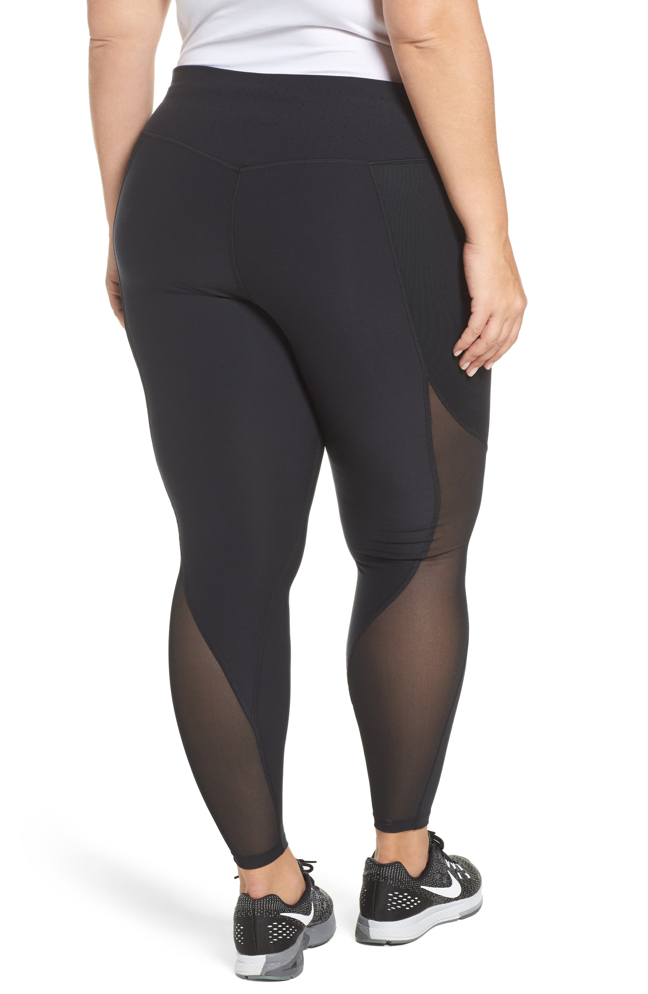 Power Legendary Training Tights,                             Alternate thumbnail 2, color,