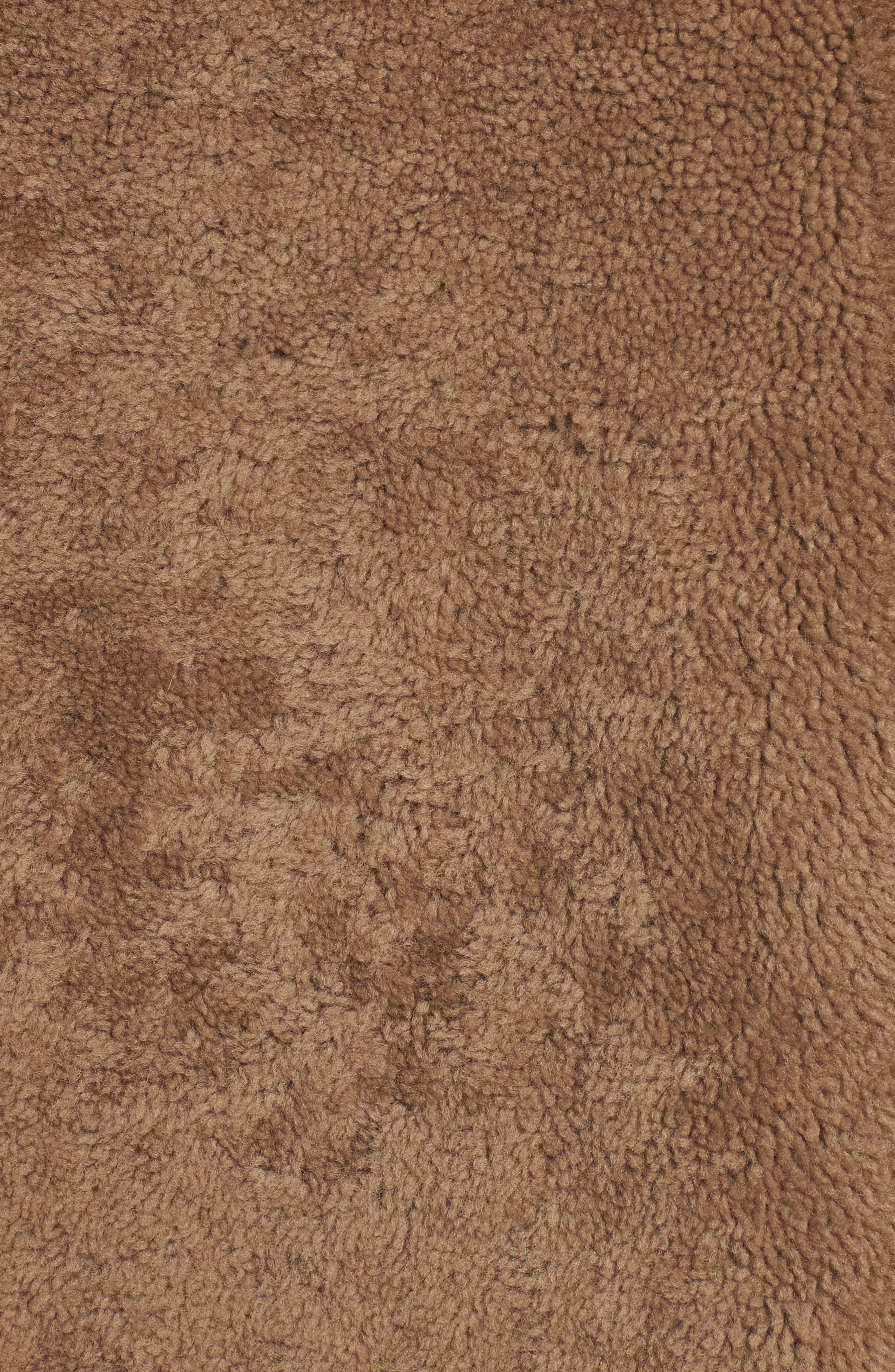 HISO,                             Genuine Merino Shearling Coat,                             Alternate thumbnail 6, color,                             250