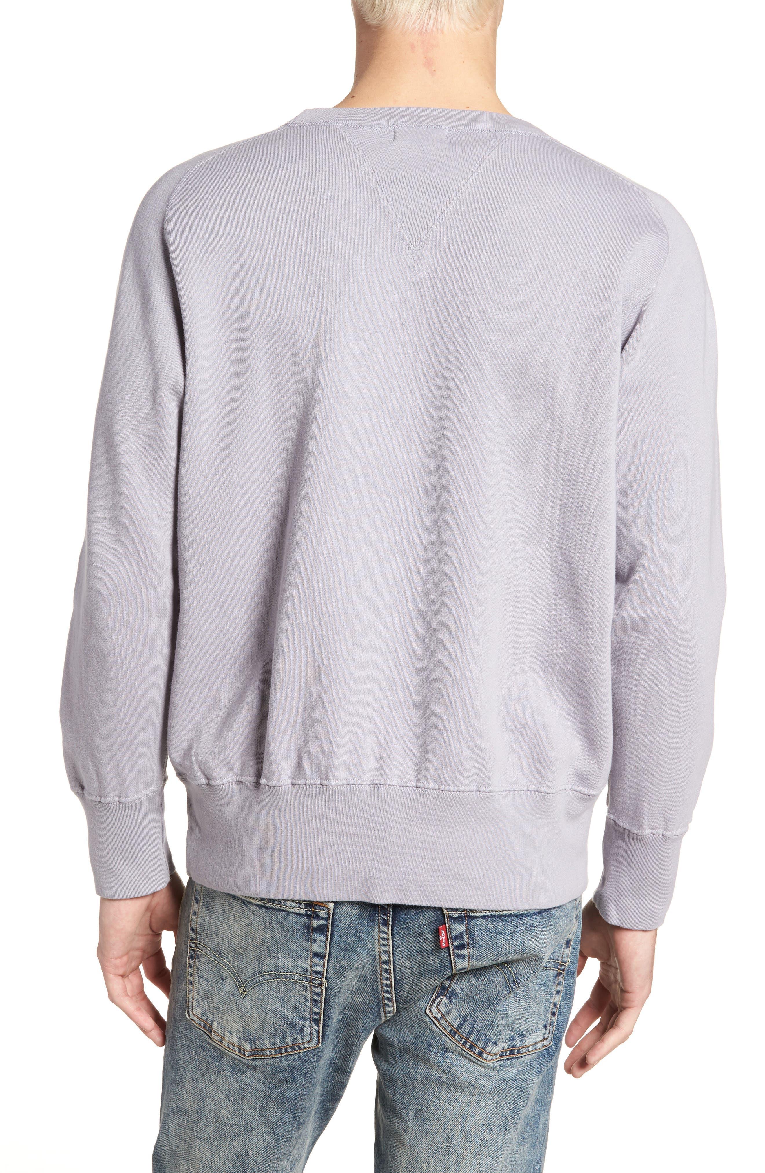 Bay Meadows Sweatshirt,                             Alternate thumbnail 2, color,