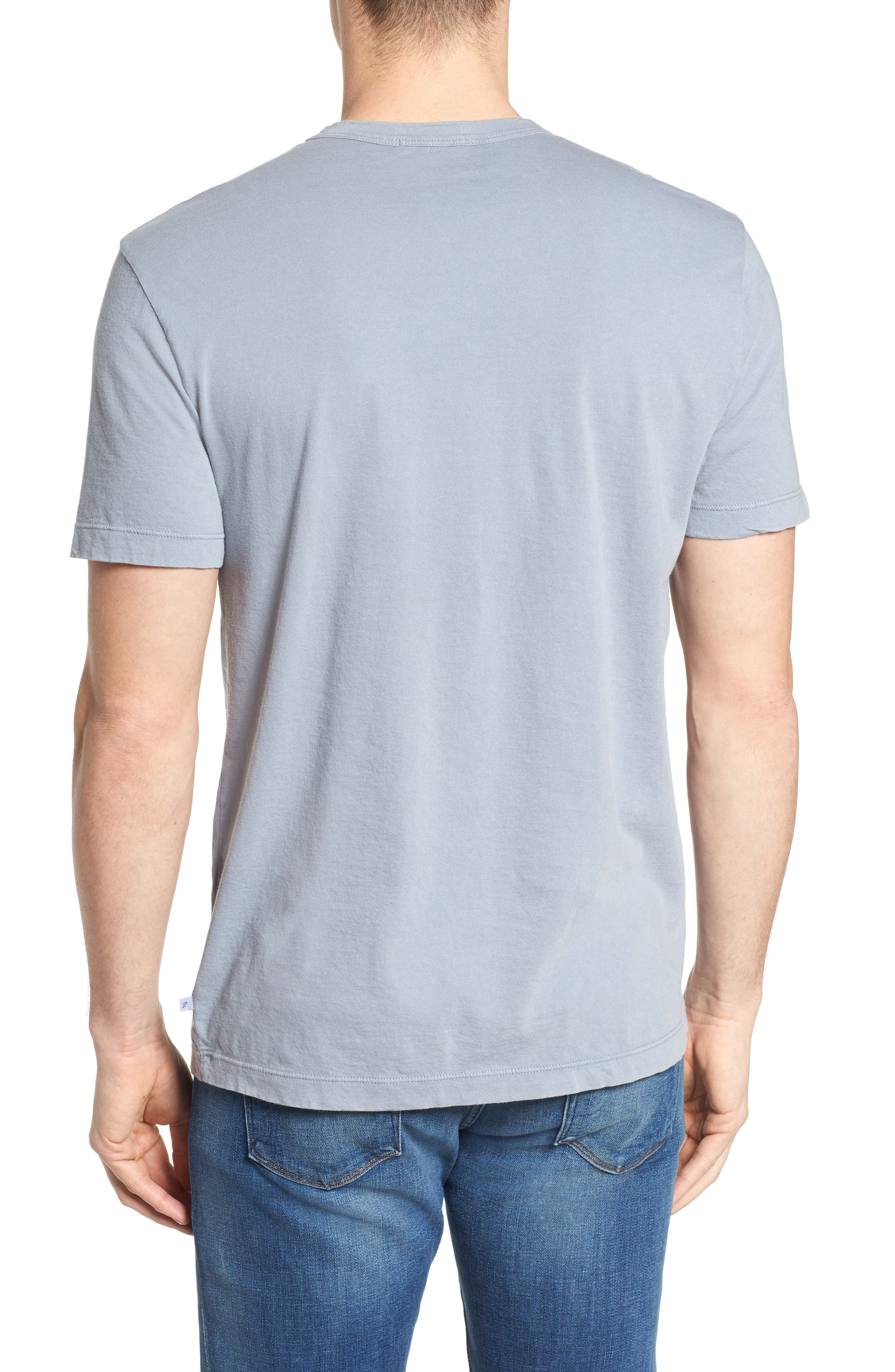 Crewneck Jersey T-Shirt,                             Alternate thumbnail 229, color,