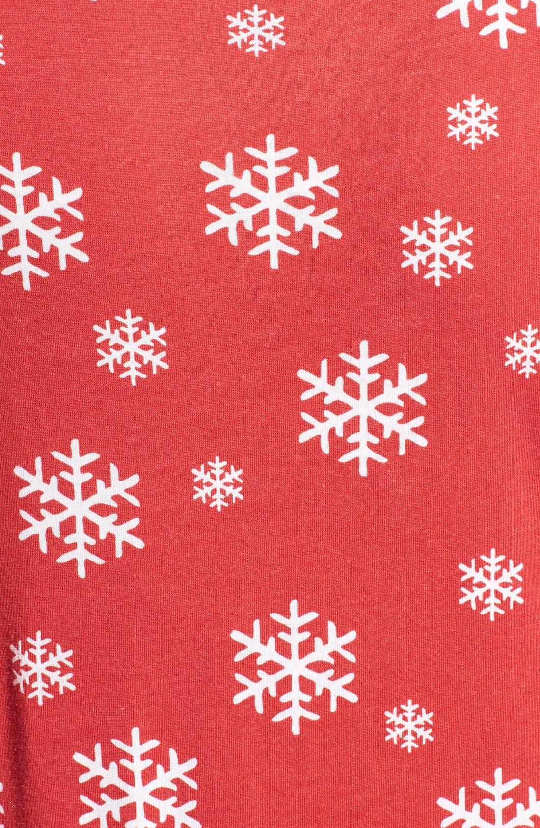 'Cassie' Supima<sup>®</sup> Cotton & Modal Pajamas,                             Alternate thumbnail 2, color,                             600