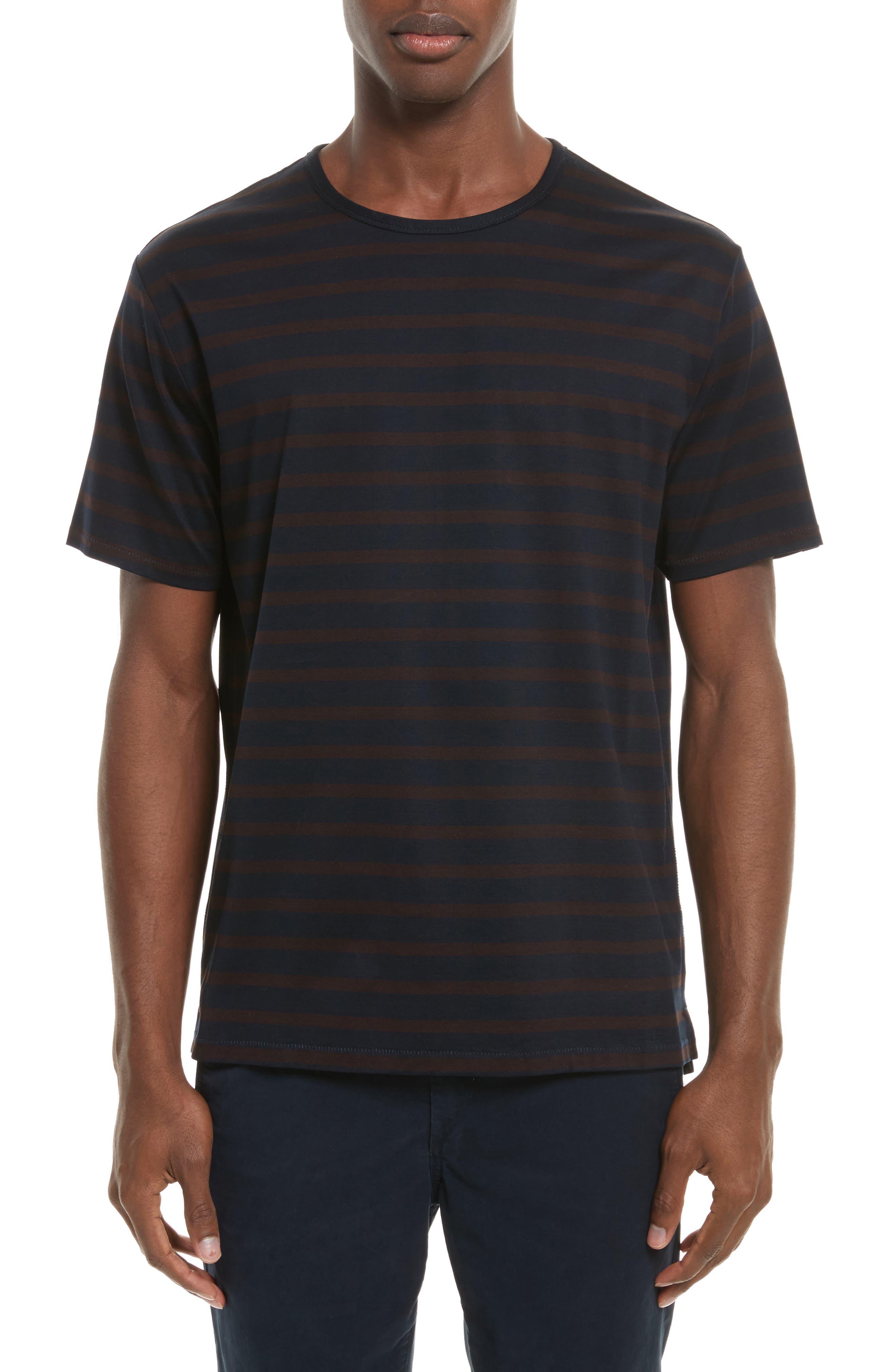 Henry Stripe T-Shirt,                         Main,                         color, 420