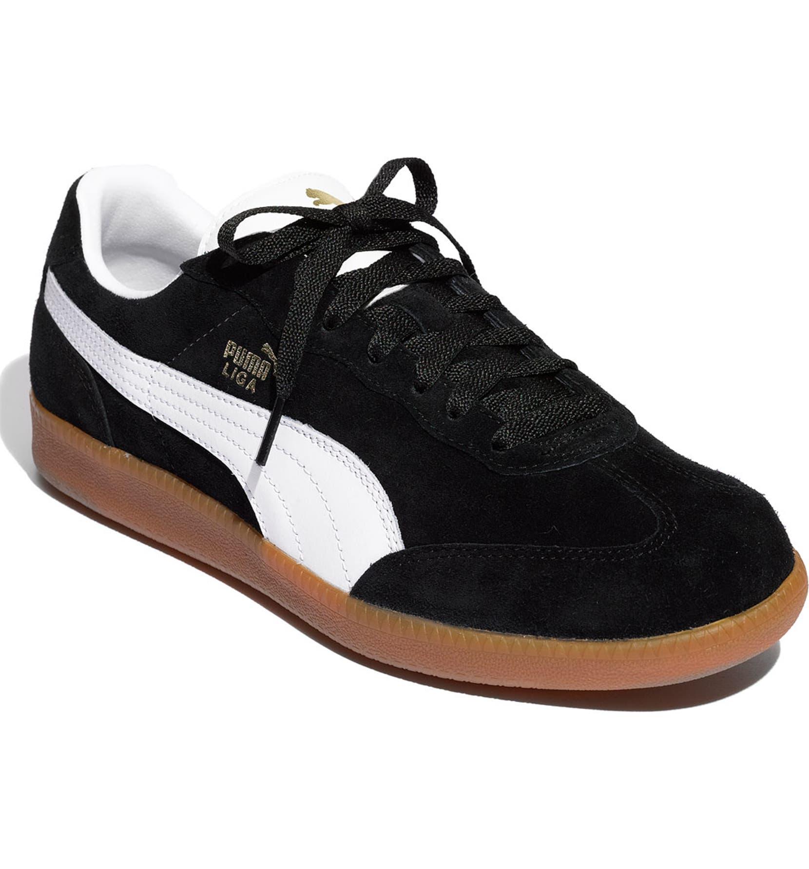 f89da997990d Puma  Liga Suede II  Sneaker