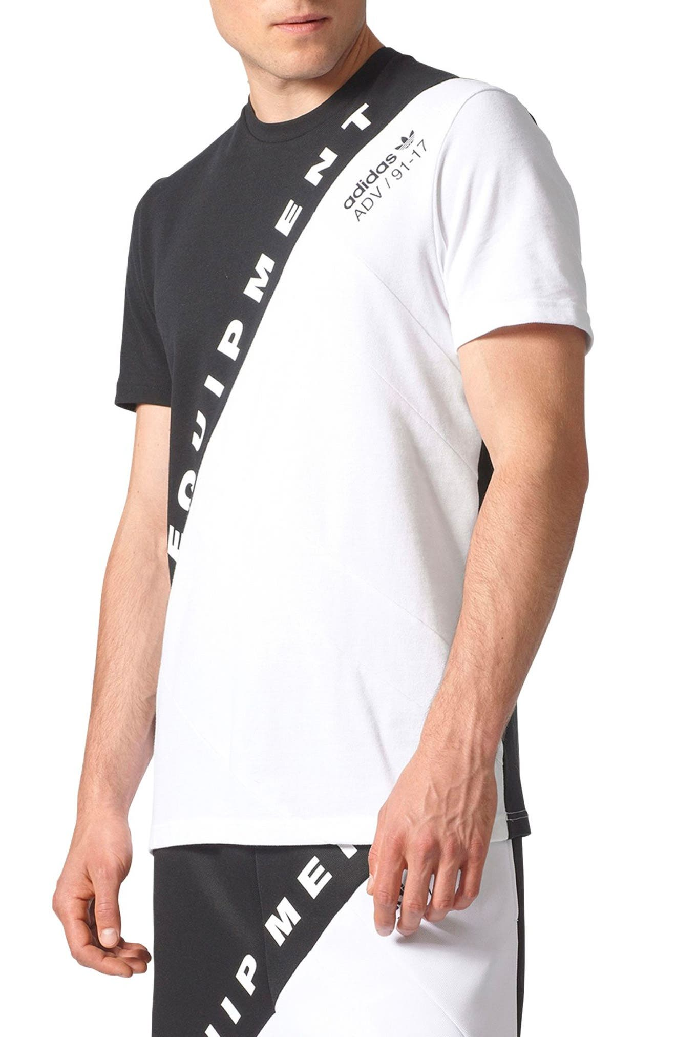 Equipment Rose City T-Shirt,                         Main,                         color, 001