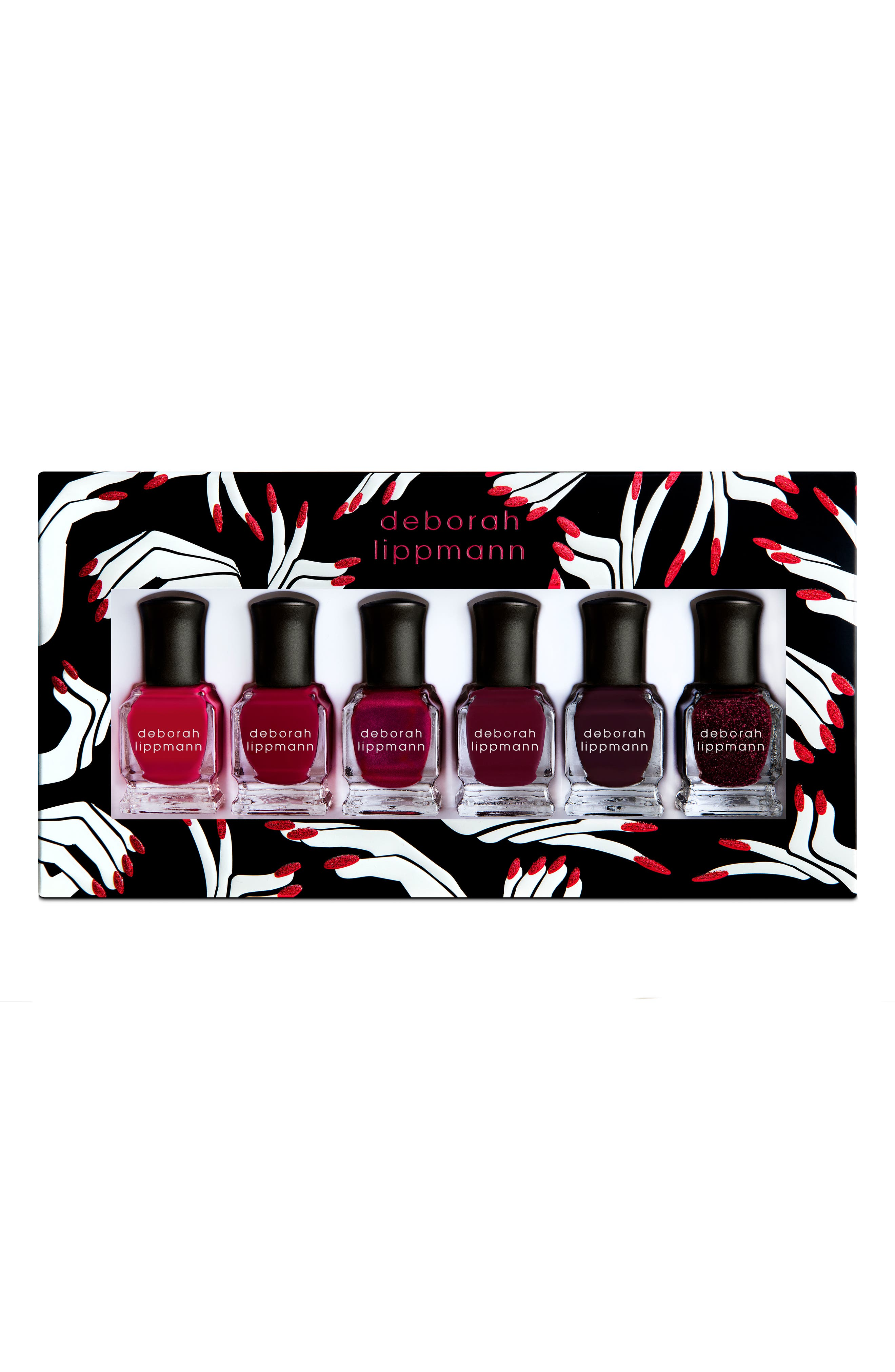 Deborah Lippman Lady in Red Nail Color,                             Alternate thumbnail 2, color,                             000