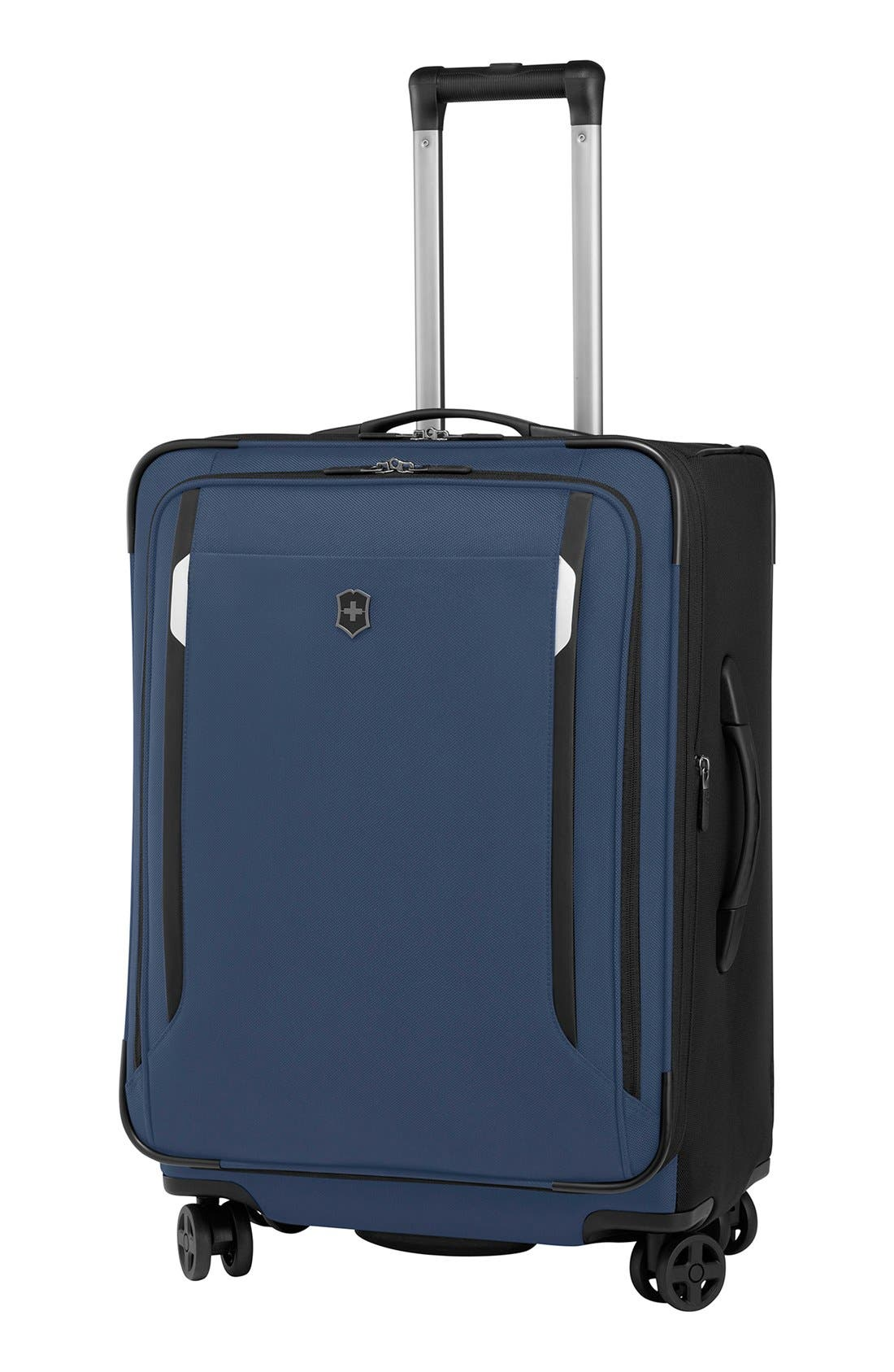 WT 5.0 Dual Caster Wheeled 24-Inch Packing Case,                             Main thumbnail 3, color,