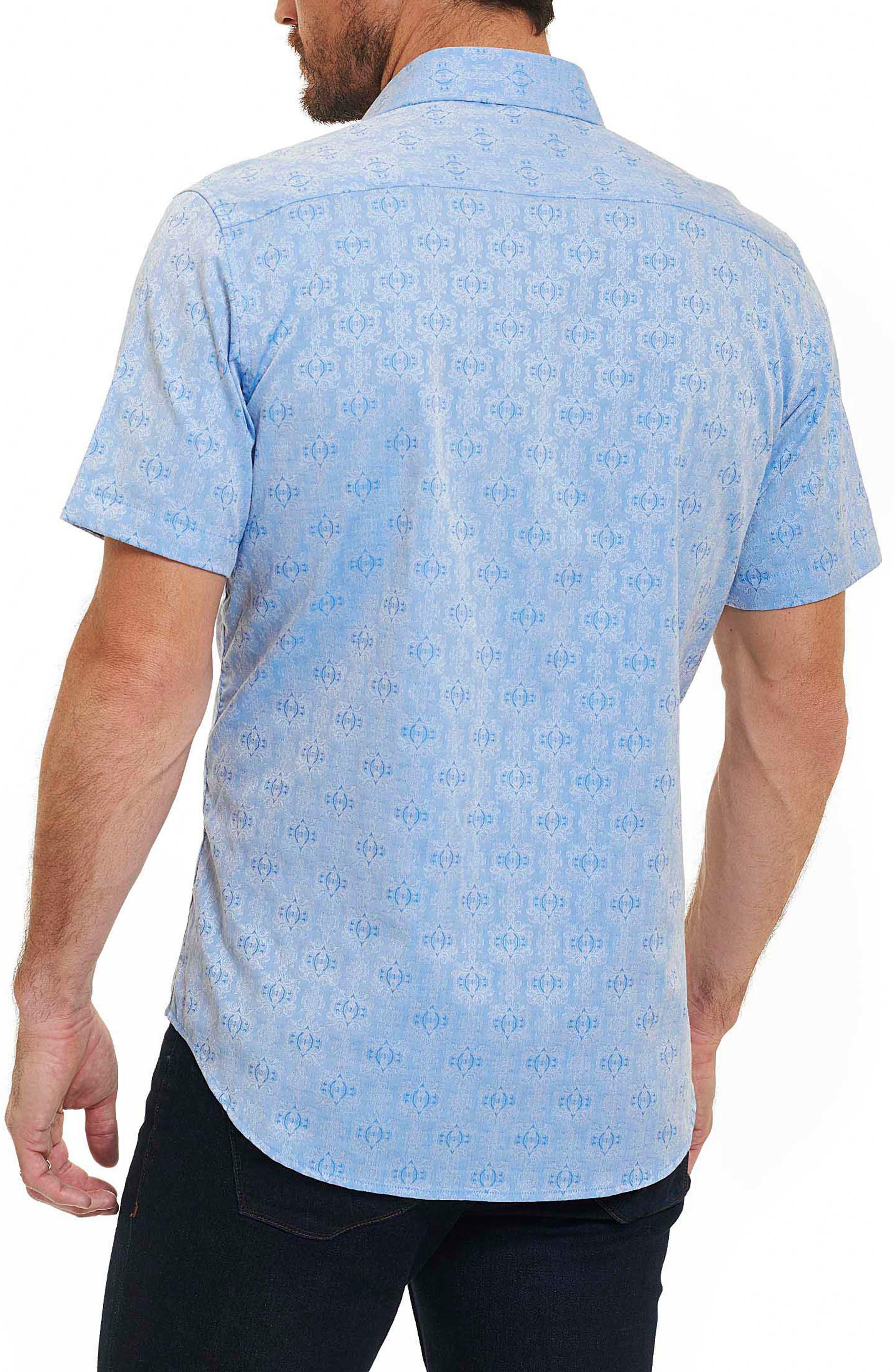 Cullen Regular Fit Sport Shirt,                             Alternate thumbnail 12, color,