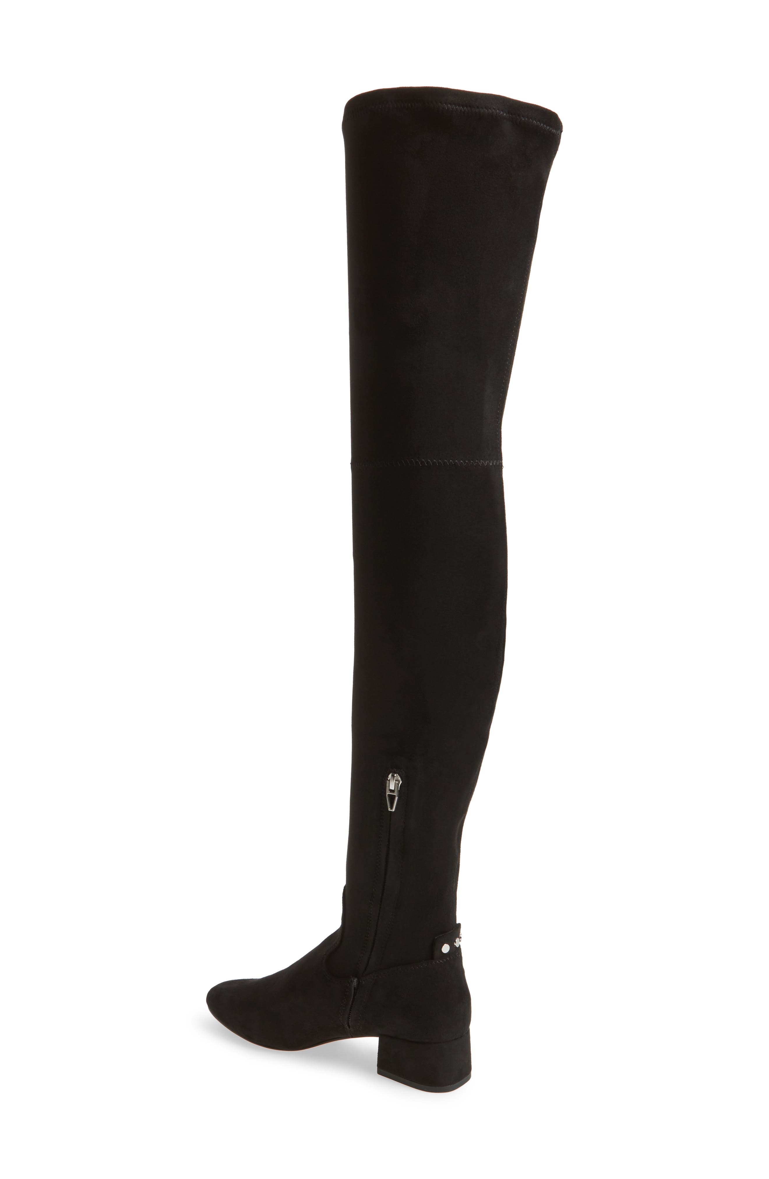 Jimmy Thigh High Boot,                             Alternate thumbnail 2, color,