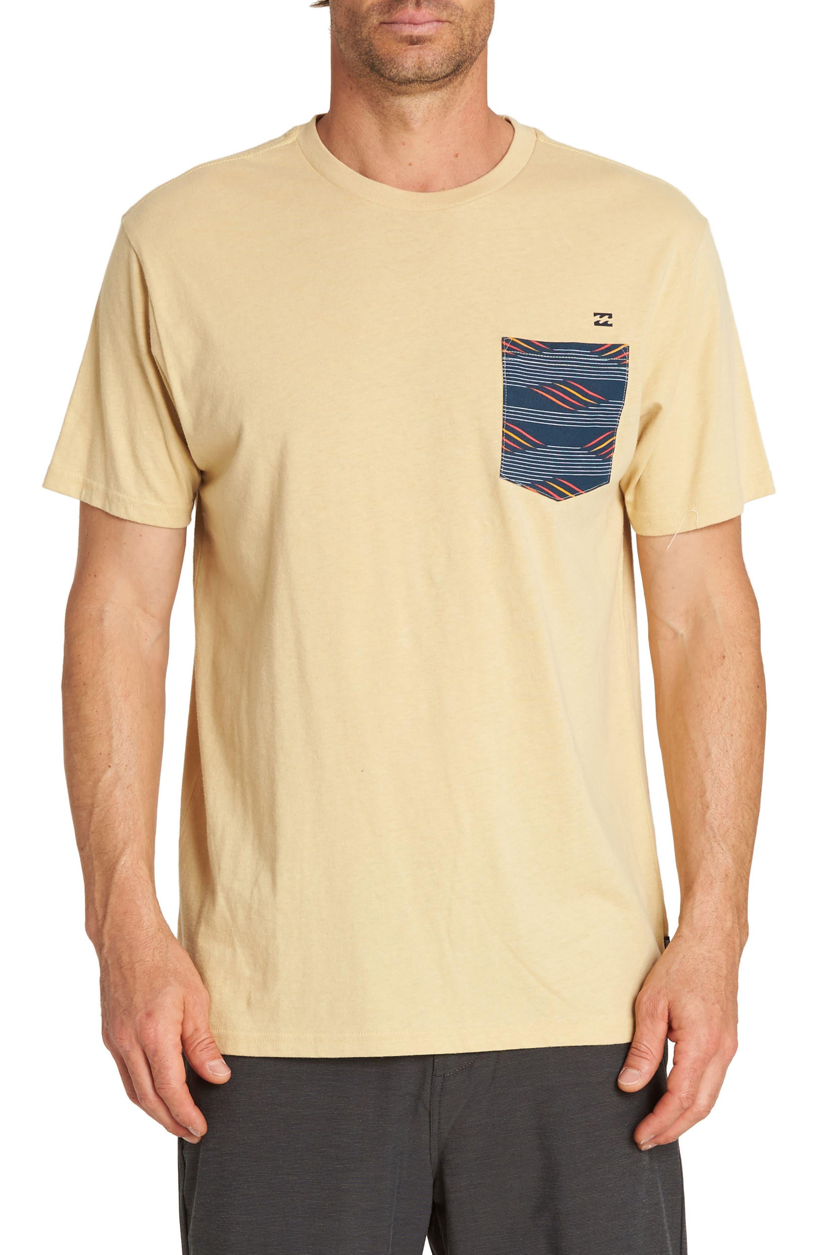 Team Print Pocket T-Shirt,                         Main,                         color, 250