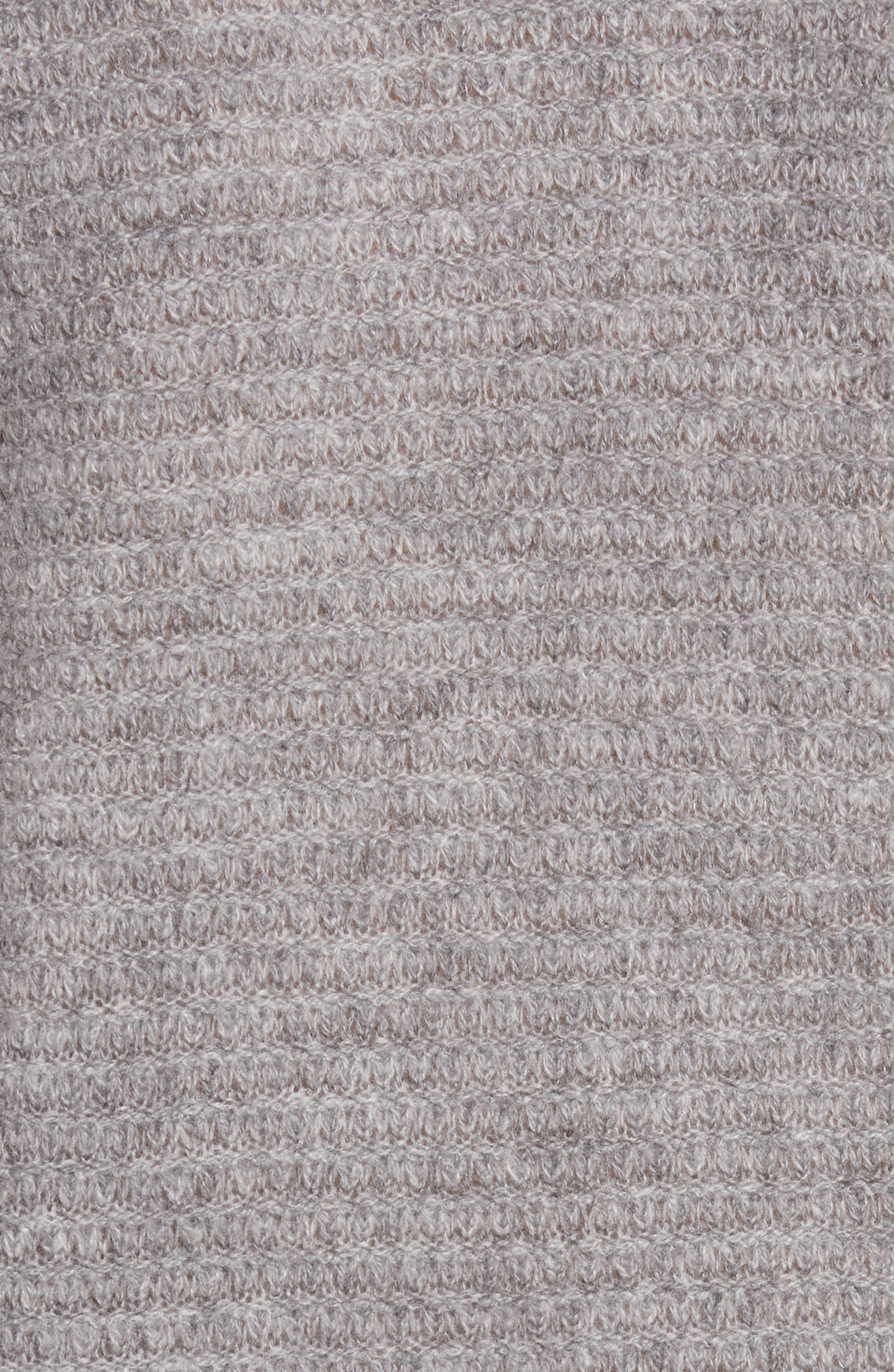 Cashmere V-Neck Sweater,                             Alternate thumbnail 5, color,