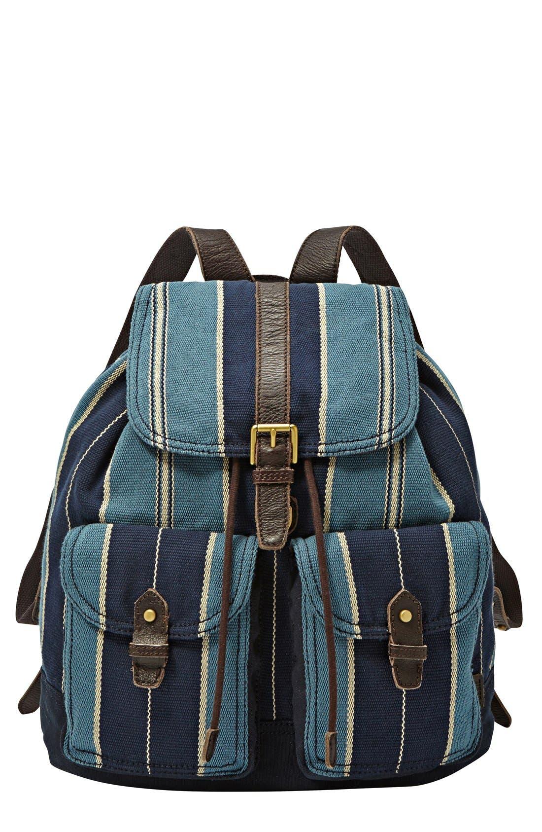 'Estate' Backpack, Main, color, 490