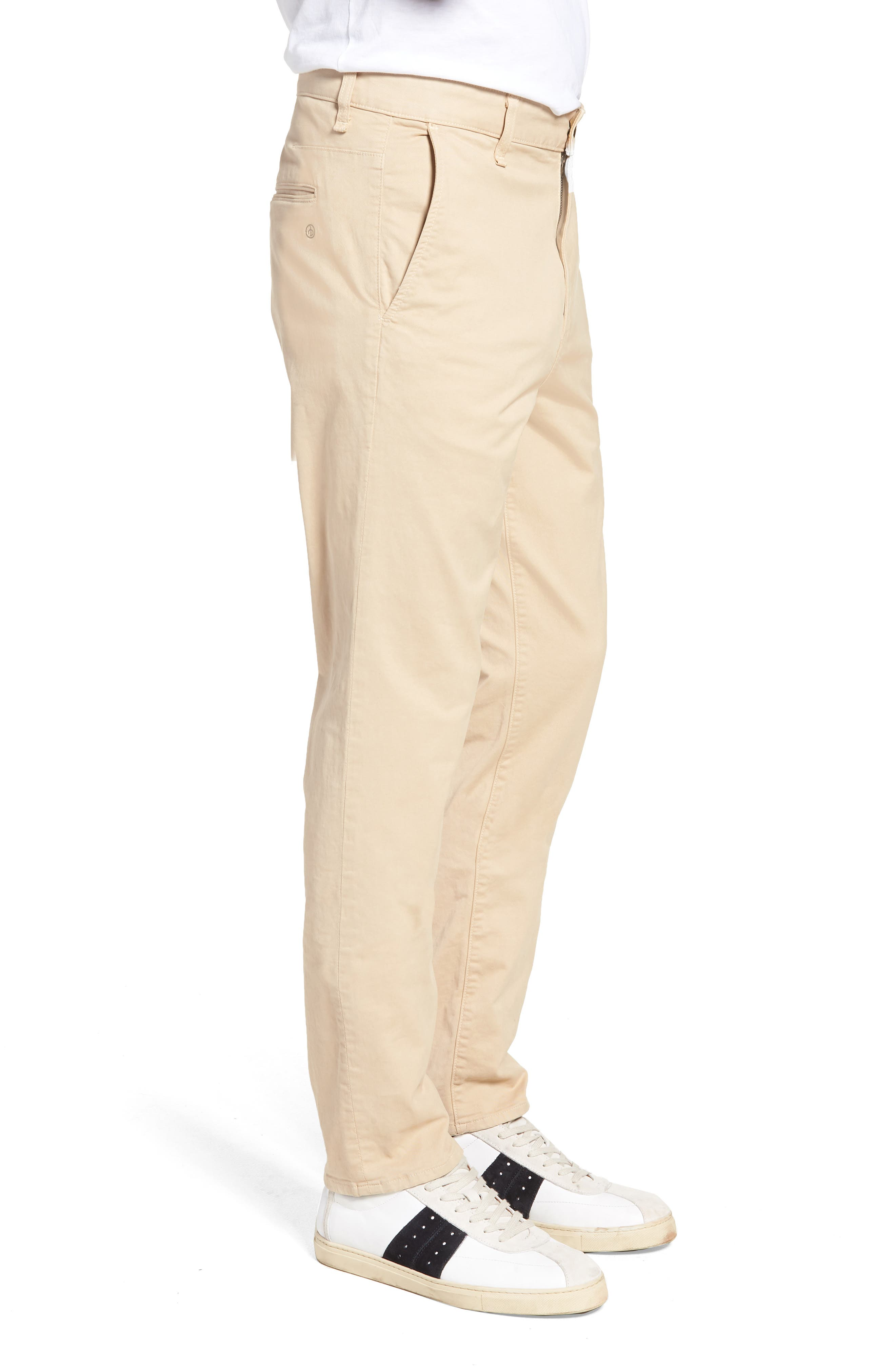 Fit 3 Classic Chino,                             Alternate thumbnail 3, color,                             BEIGE