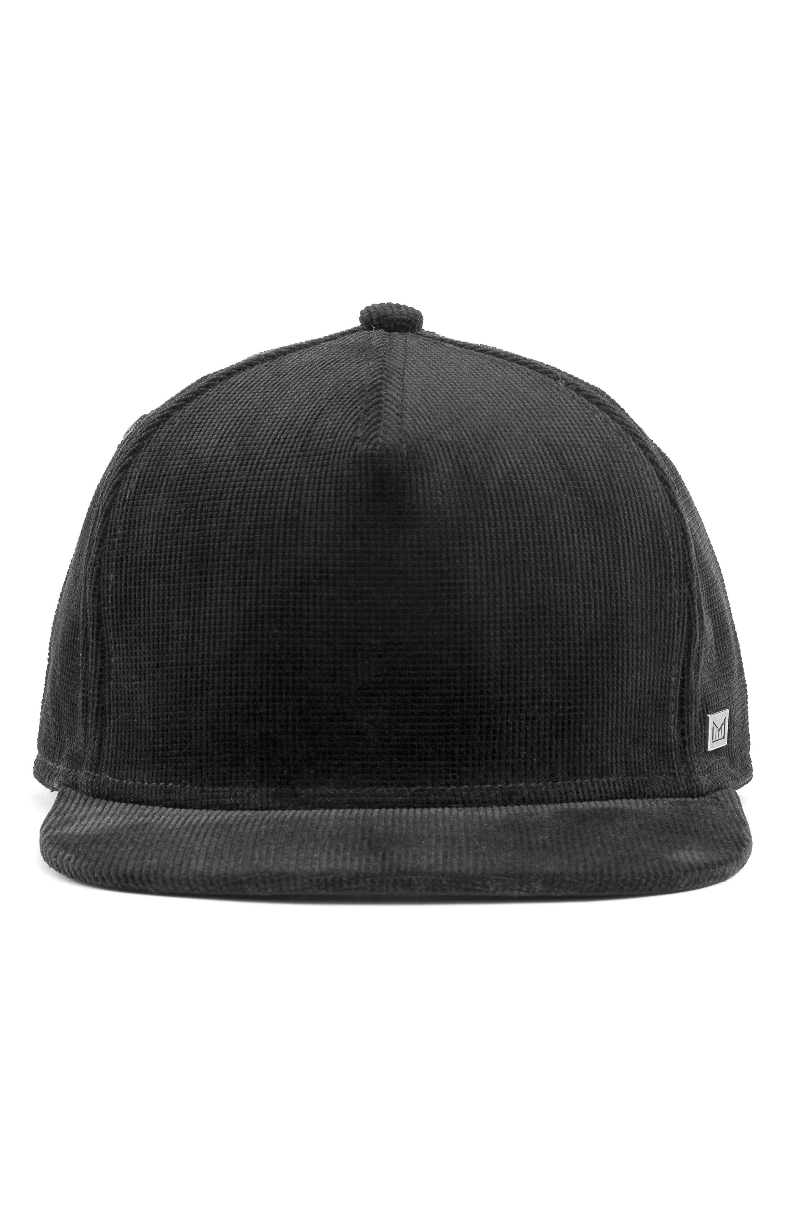 The Stealth Snapback Baseball Cap,                             Alternate thumbnail 2, color,                             BLACK