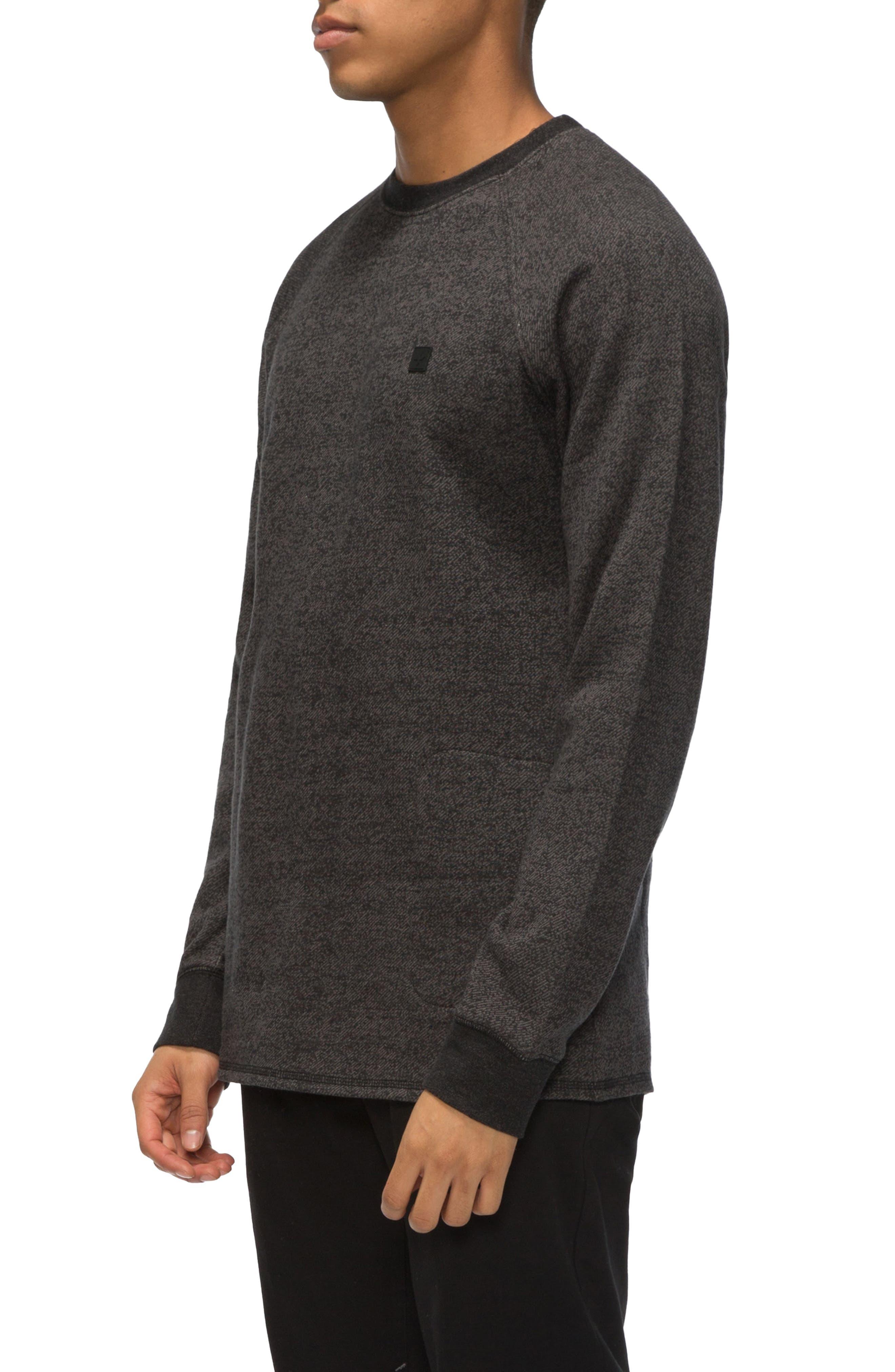 Alpha II Sweatshirt,                             Alternate thumbnail 3, color,                             014