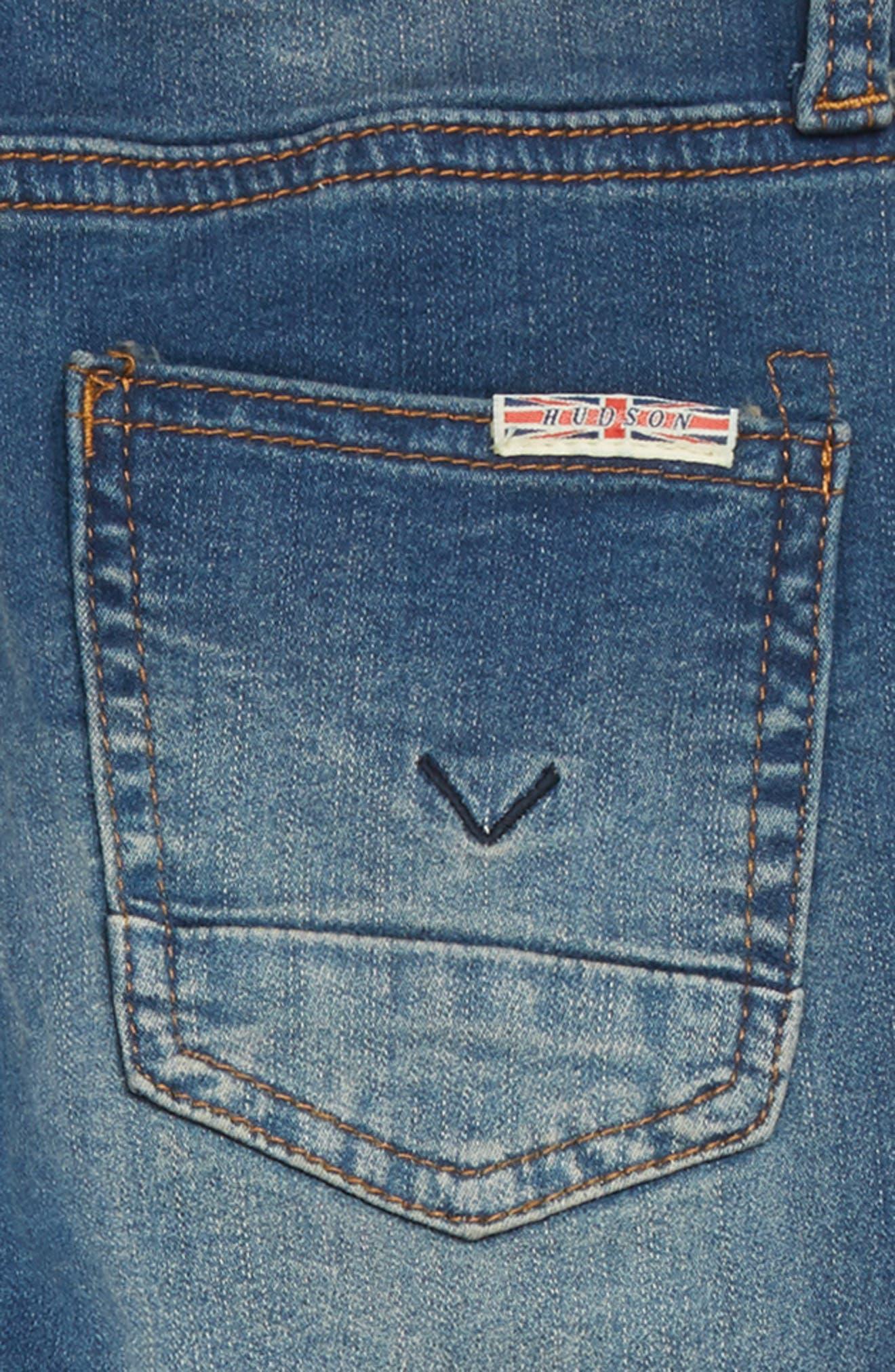 HUDSON KIDS,                             Jagger Slim Fit Straight Leg Jeans,                             Alternate thumbnail 3, color,                             458
