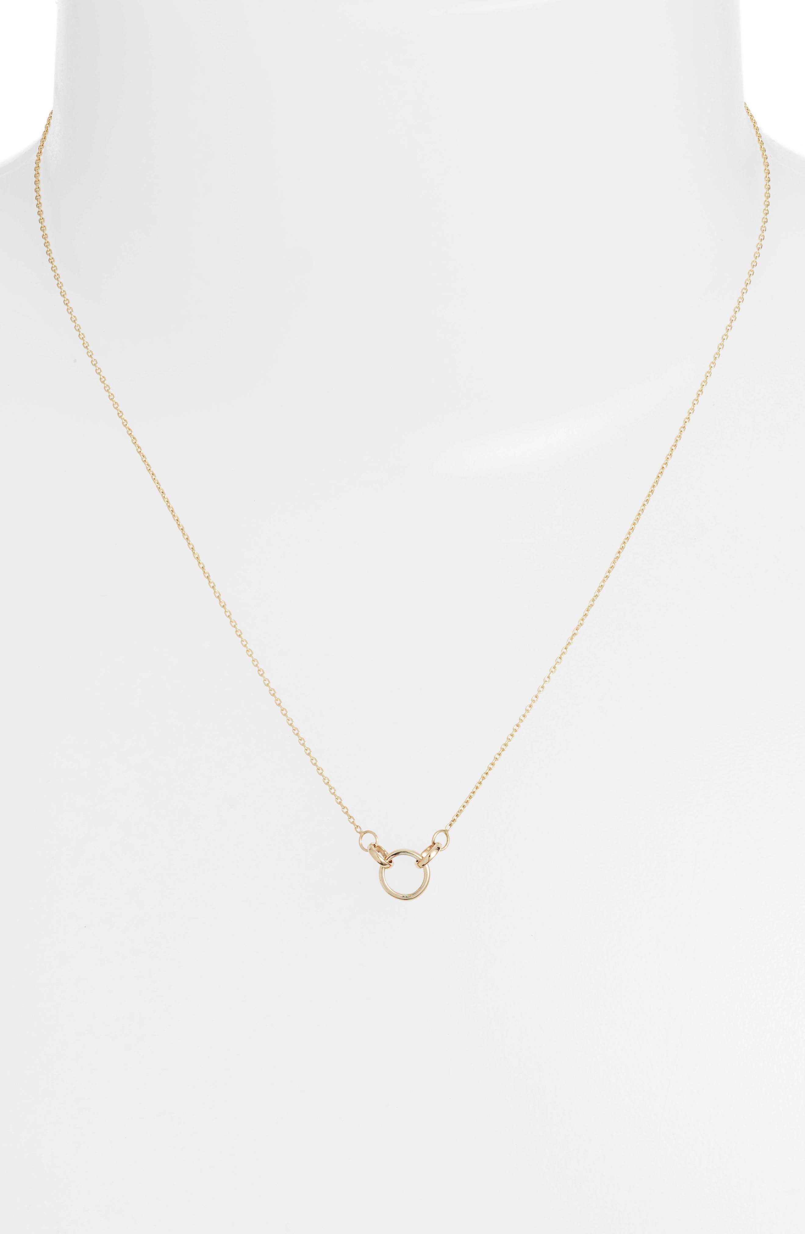 Heart of Diamond Necklace,                             Alternate thumbnail 2, color,                             710
