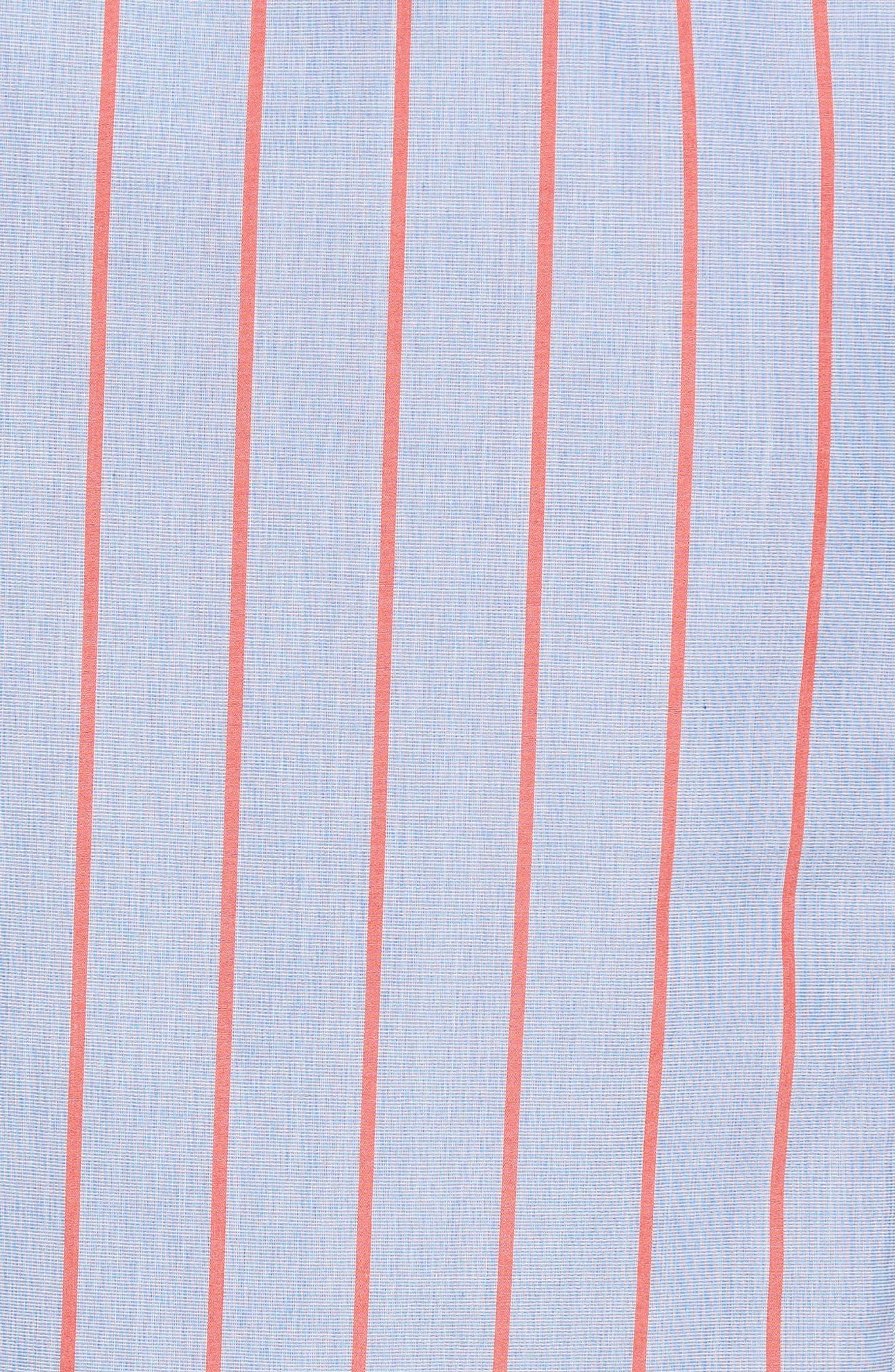Harmond One-Shoulder Dress,                             Alternate thumbnail 5, color,                             421