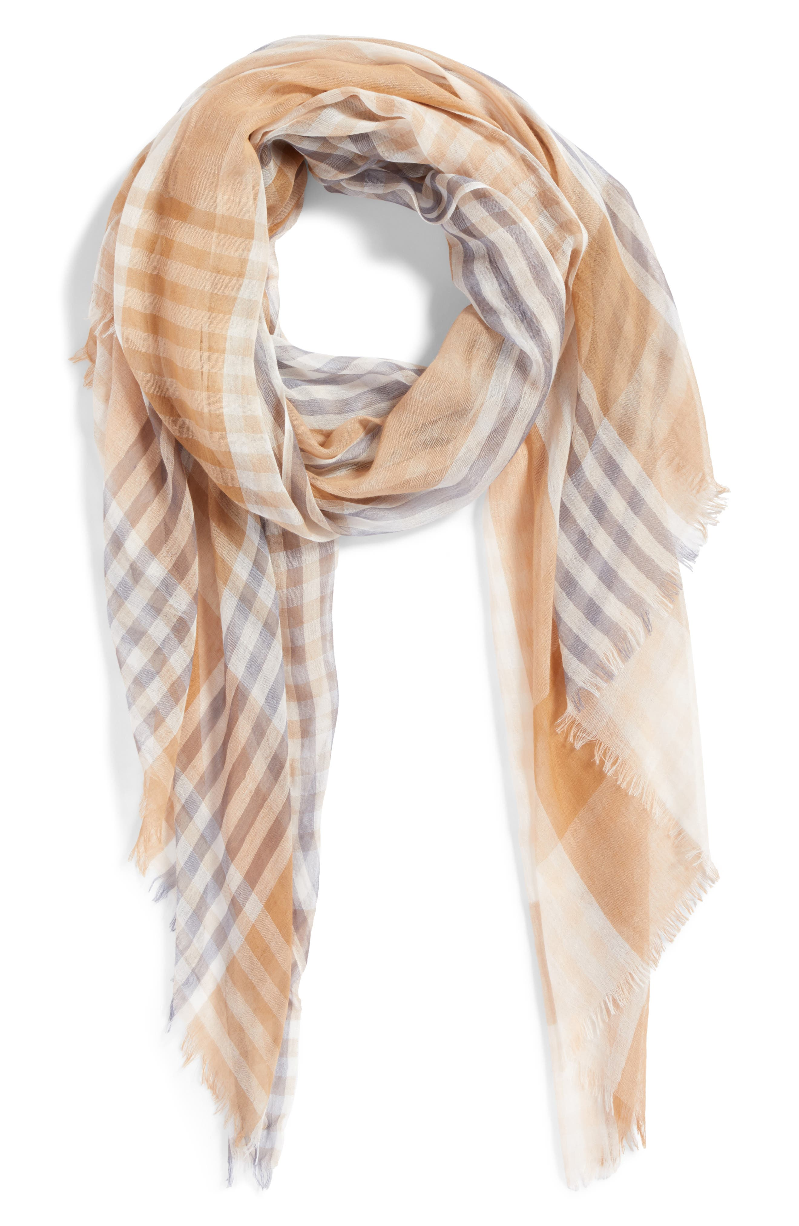 Yarn Dyed Stripe Wrap,                             Alternate thumbnail 2, color,                             235