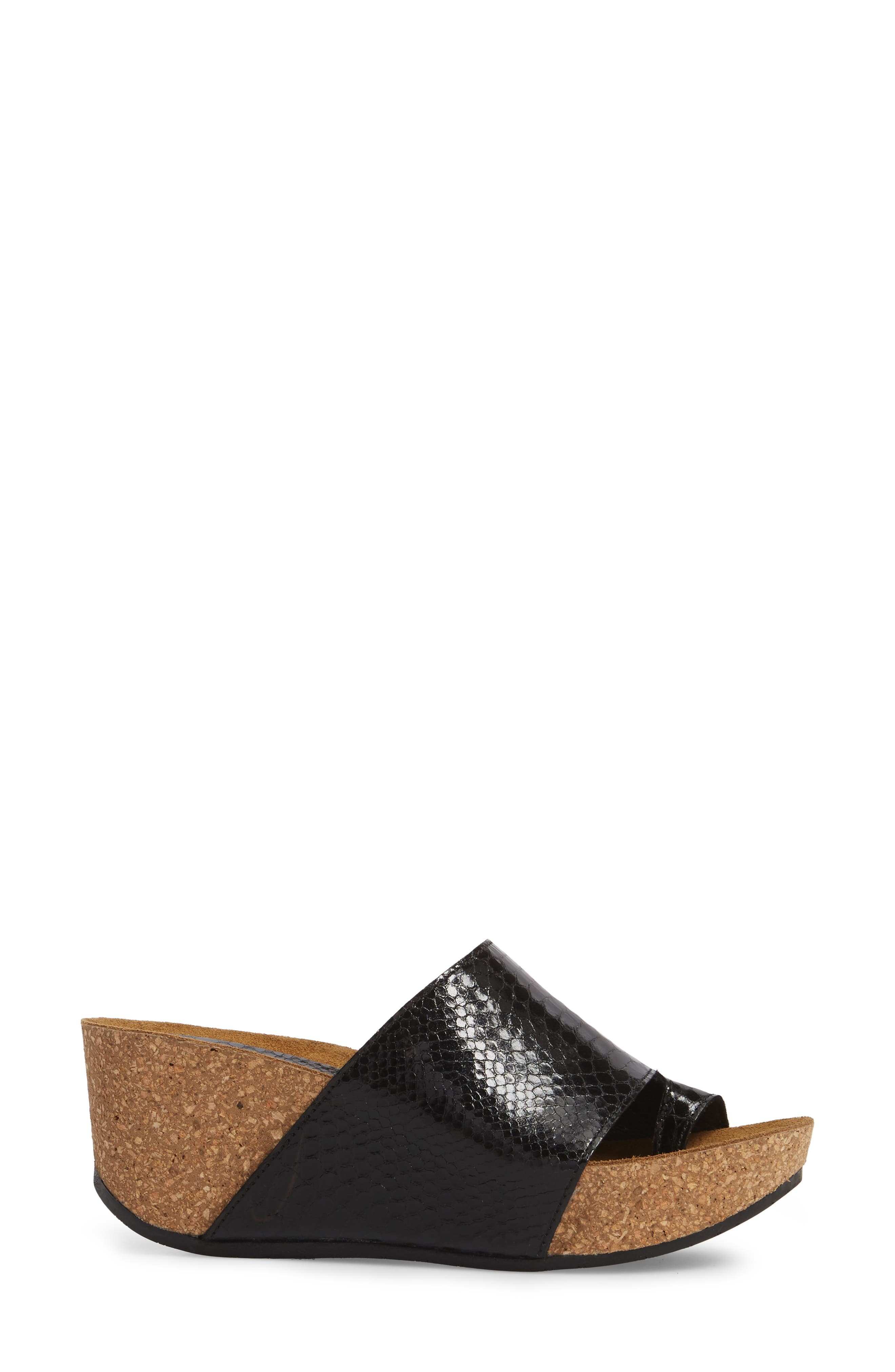 Donald J Pliner Ginie Platform Wedge Sandal,                             Alternate thumbnail 16, color,
